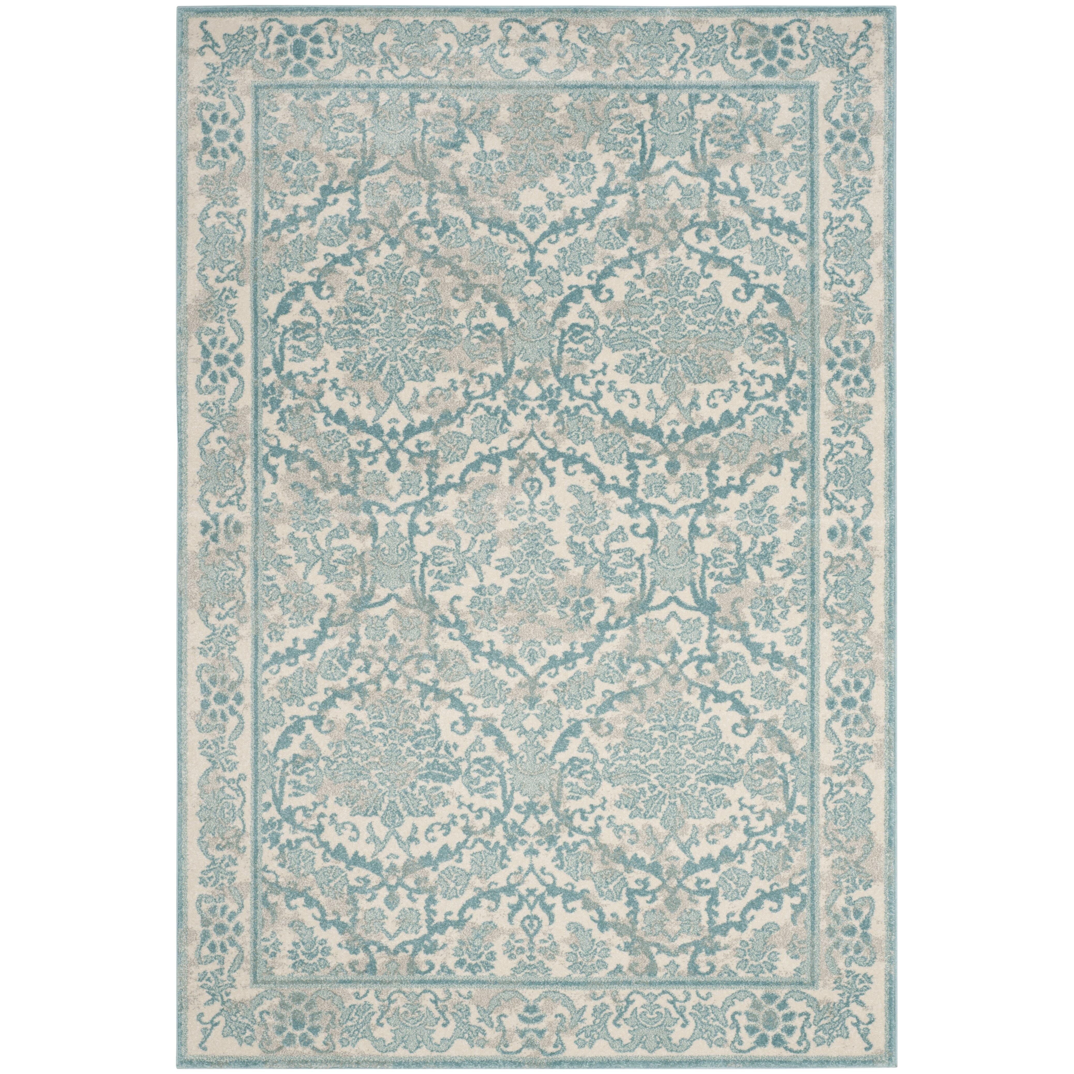 Rug For Grey And Blue Room With Light Brown Carpet