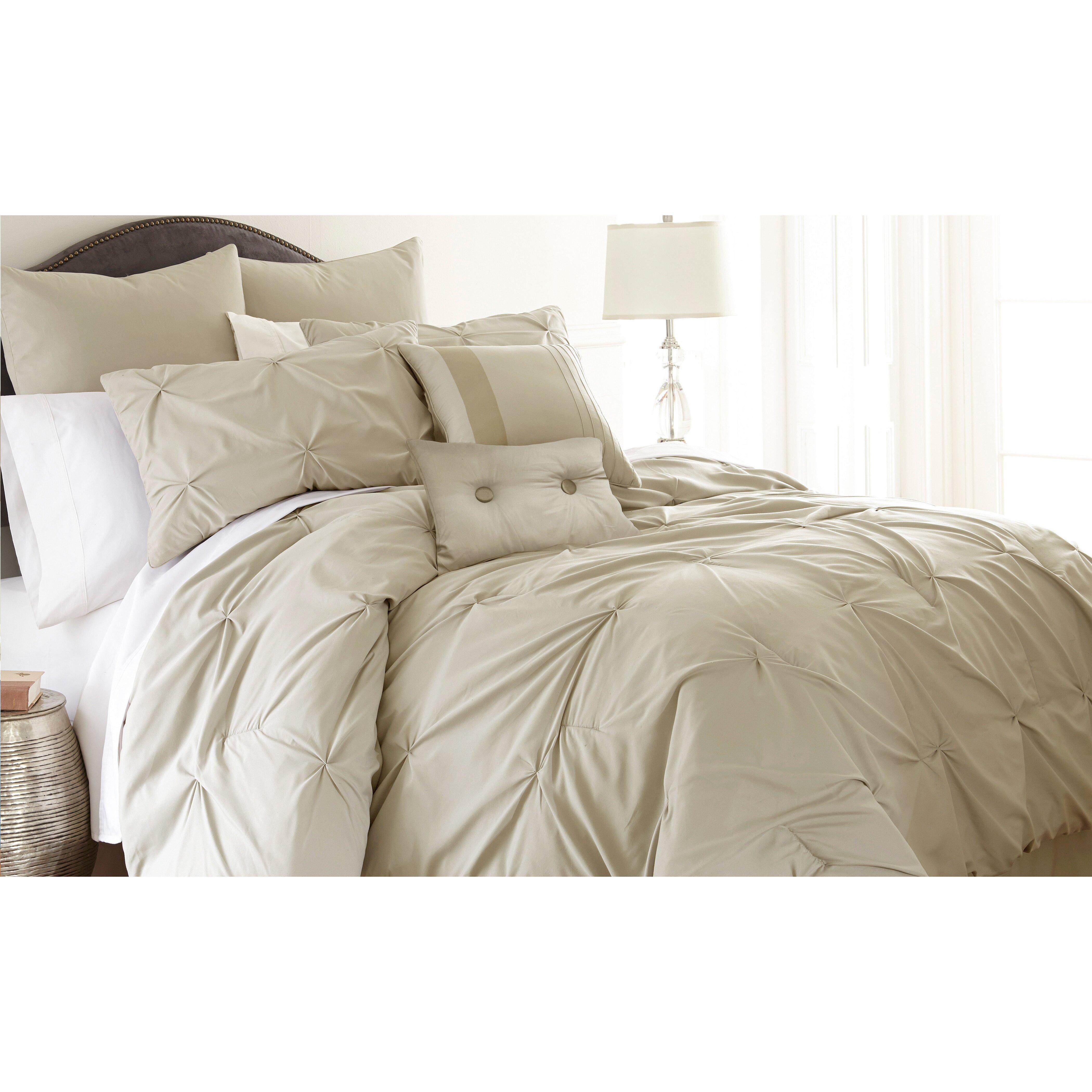 Lark Manor Louis 8 Piece Comforter Set Amp Reviews Wayfair