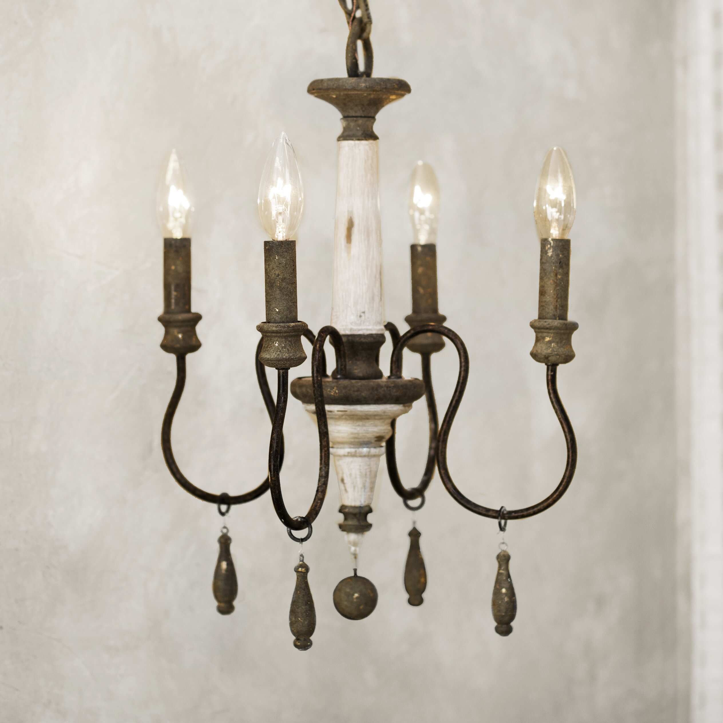 Wayfair Chandelier: Lark Manor Armande Mini Chandelier & Reviews