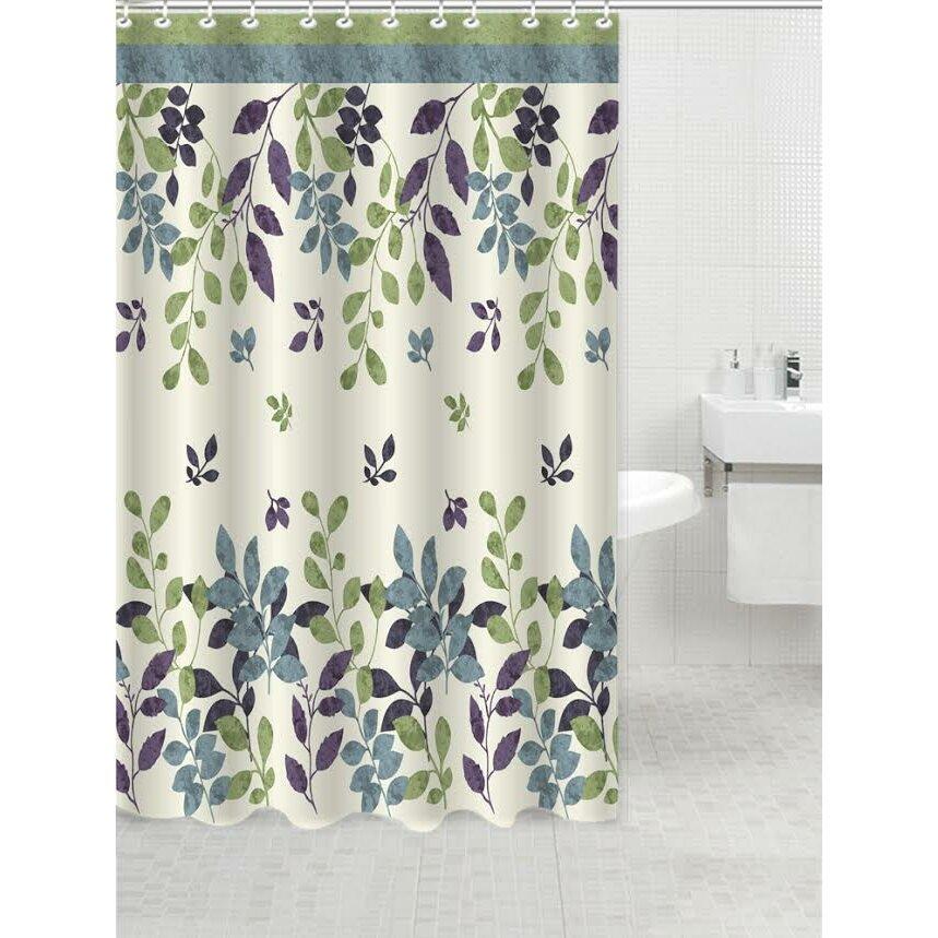 Daniels Bath Elegant Touch Shower Curtain Reviews Wayfair