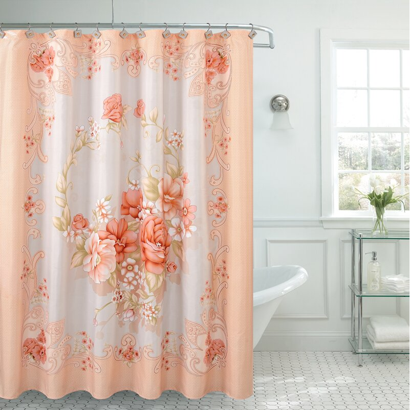 Fancy Bathroom Shower Curtains Curtains Give Your