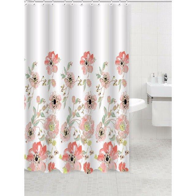 Daniels Bath Elegant Touch Shower Curtain Wayfair