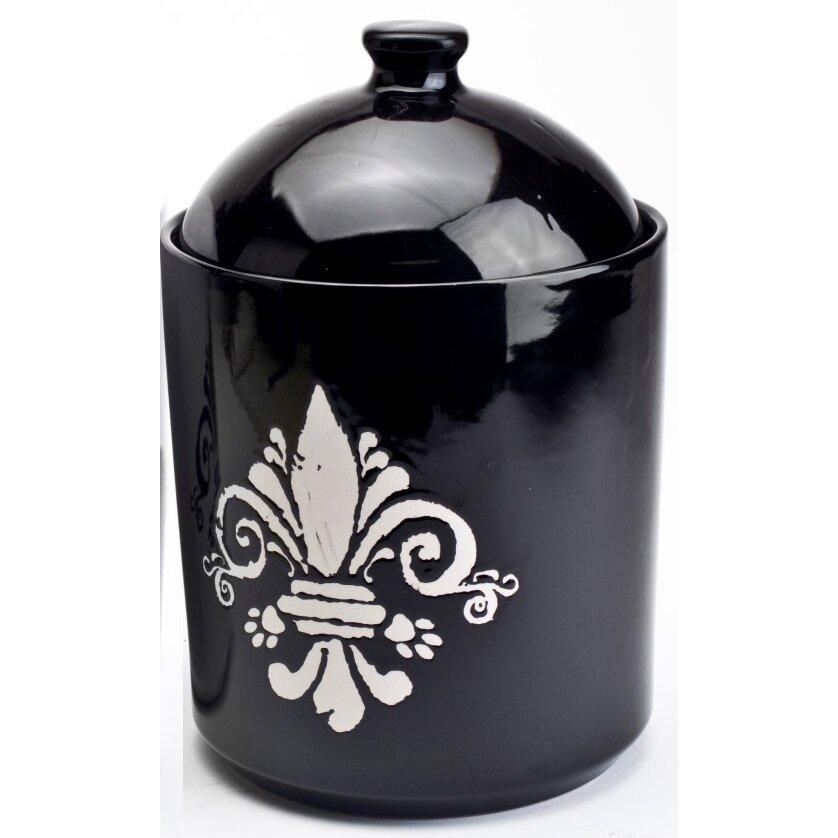 Housewares International Tara Reed Designs Fleur De Lis