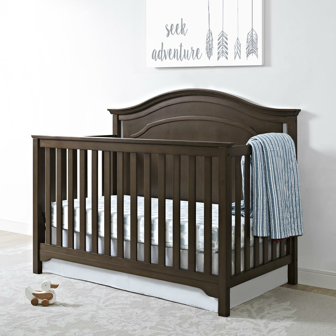 baby relax eddie bauer hayworth 4 in 1 convertible crib baby nursery furniture relax emma