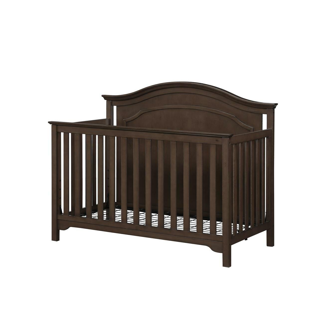 Crib thanksgiving sale - Baby Relax Eddie Bauer Hayworth 4 In 1 Convertible Crib Wayfair