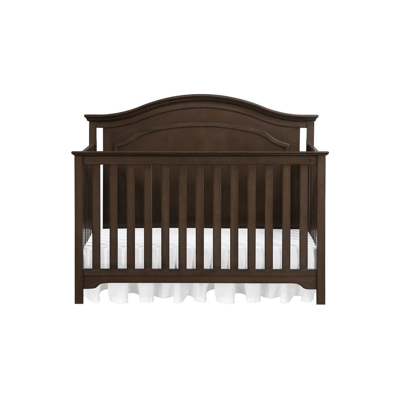 baby relax eddie bauer hayworth 4 in 1 convertible crib wayfair