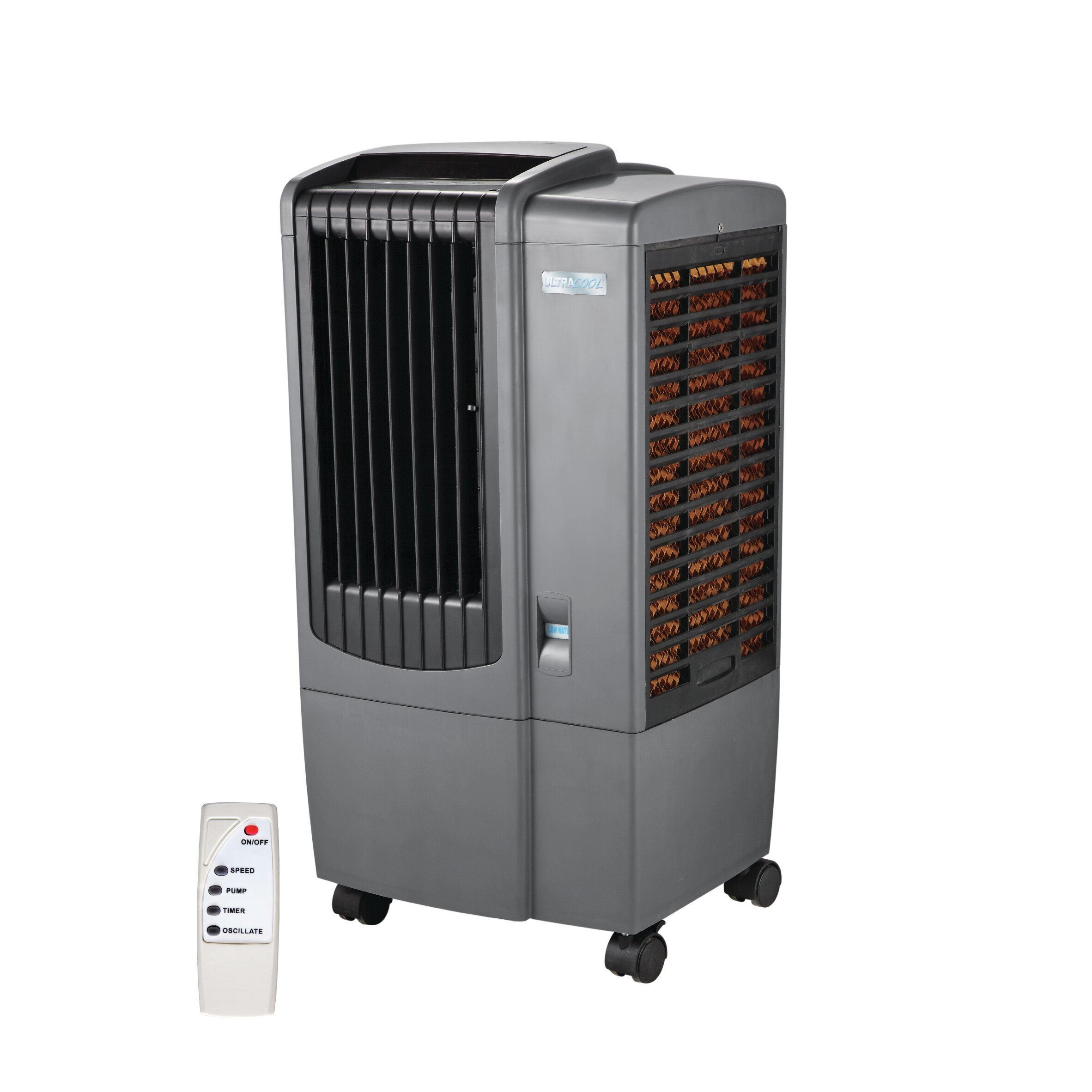 Portable Evaporative Coolers Home Depot : Ultracool portable evaporative cooler with remote