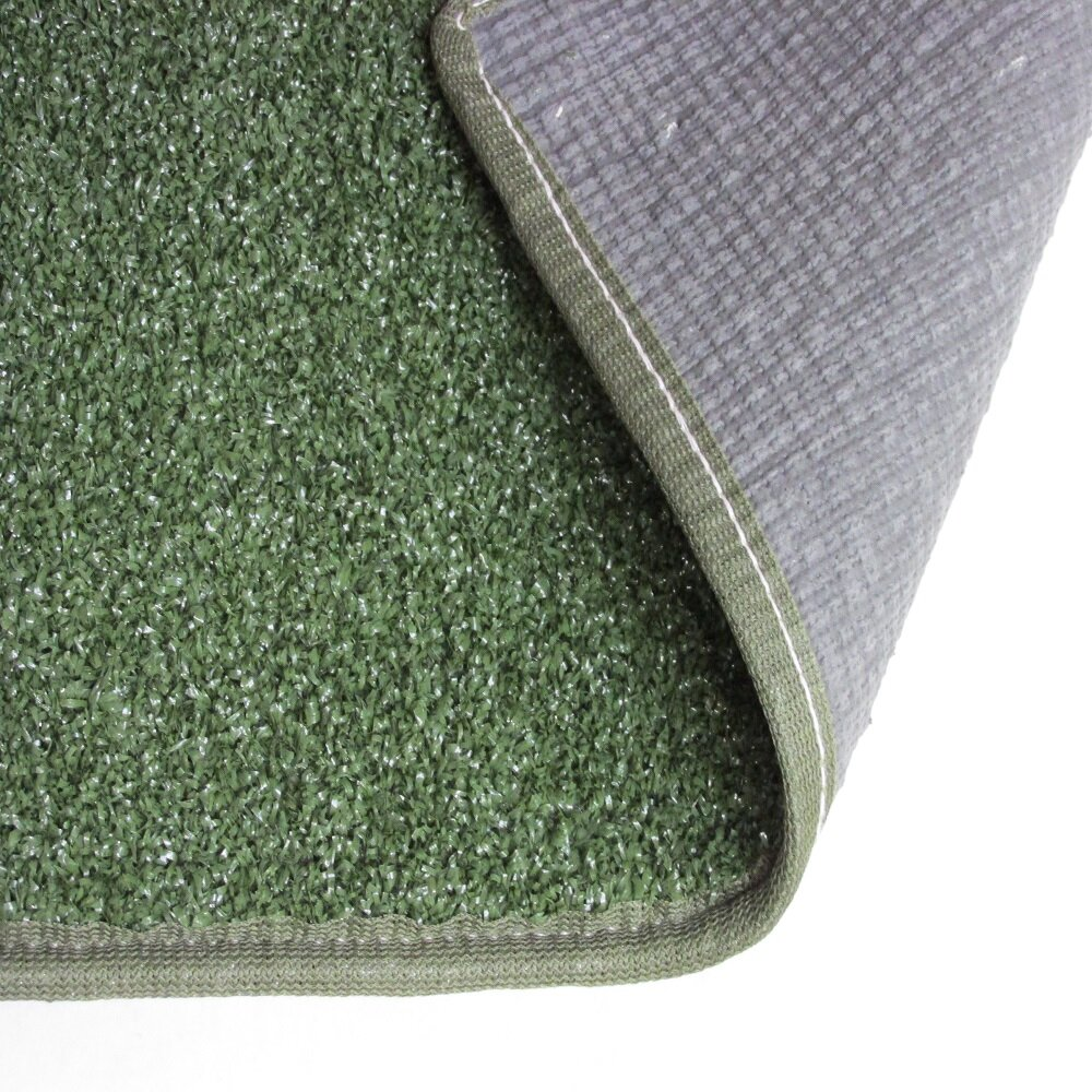 Beaulieu hand tufted olive green indoor outdoor area rug for Indoor outdoor carpet green