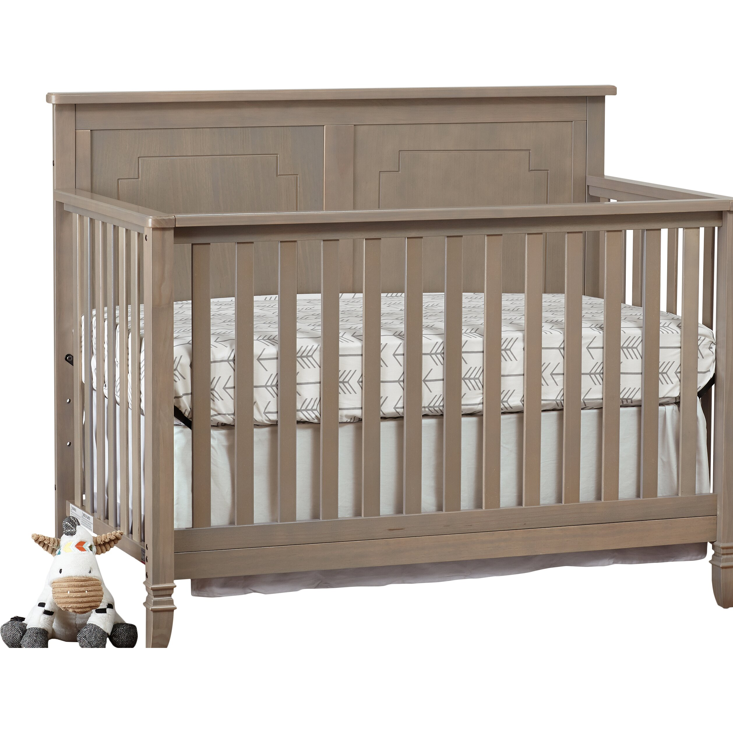 Suite Bebe Asher 3 In 1 Convertible Crib Amp Reviews Wayfair