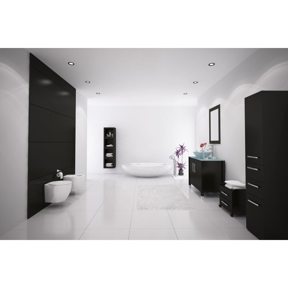 Jwh Living Gemini 35 5 Single Bathroom Vanity Set Reviews