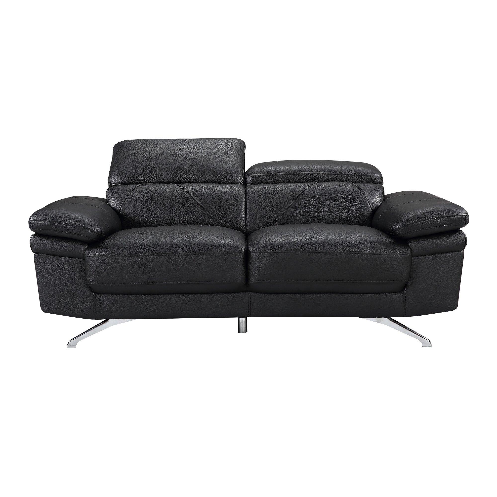 Container 3 Piece Sofa Loveseat Chair Set Wayfair