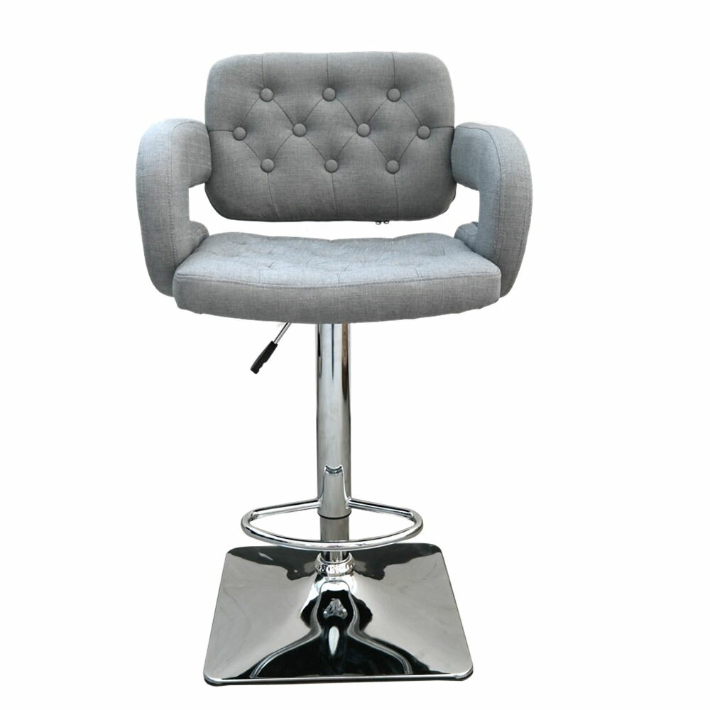 Container Adjustable Height Swivel Bar Stool amp Reviews  : Container Adjustable Height Swivel Bar Stool BS8628 from www.wayfair.com size 1000 x 1000 jpeg 67kB