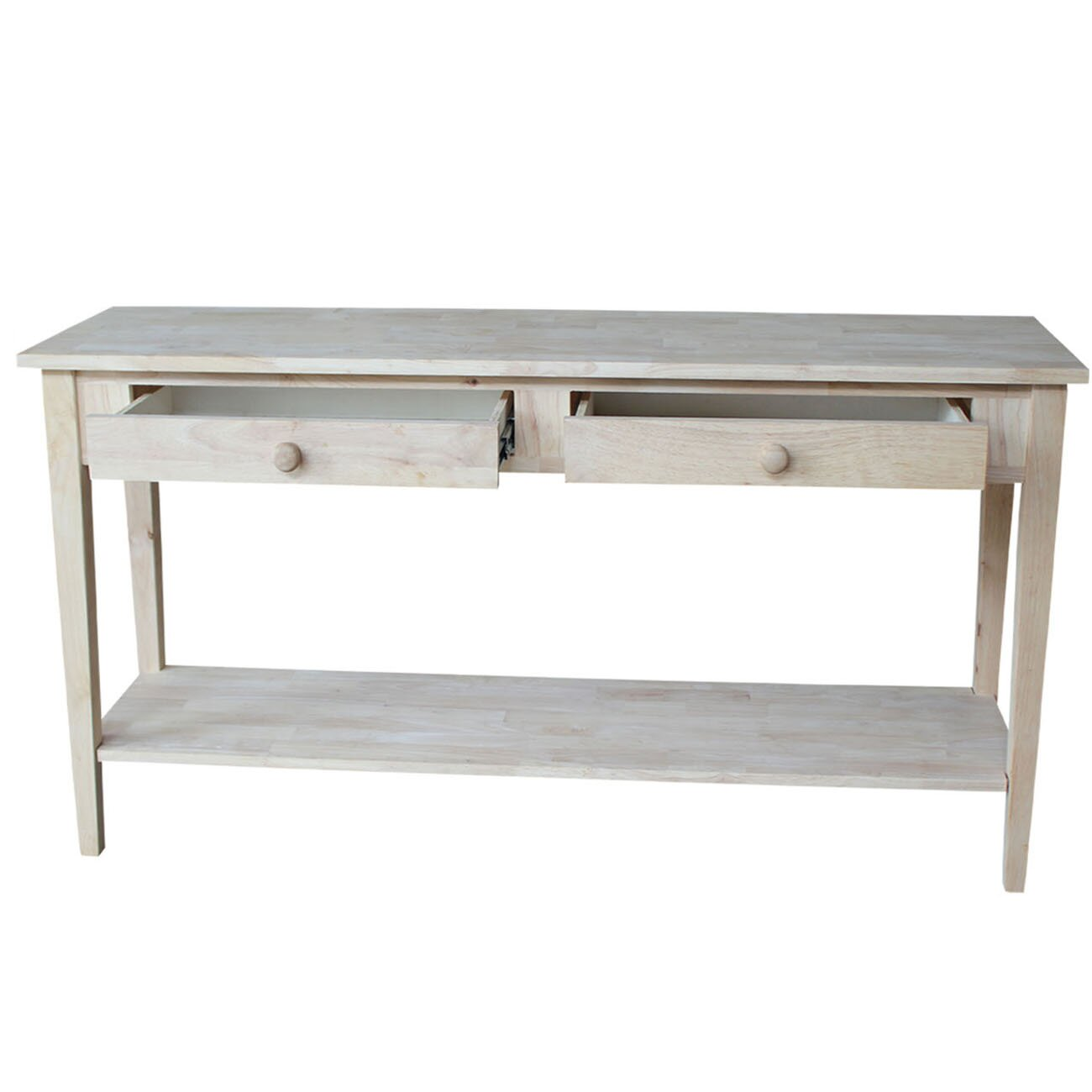 International Concepts Console Table Reviews Wayfair