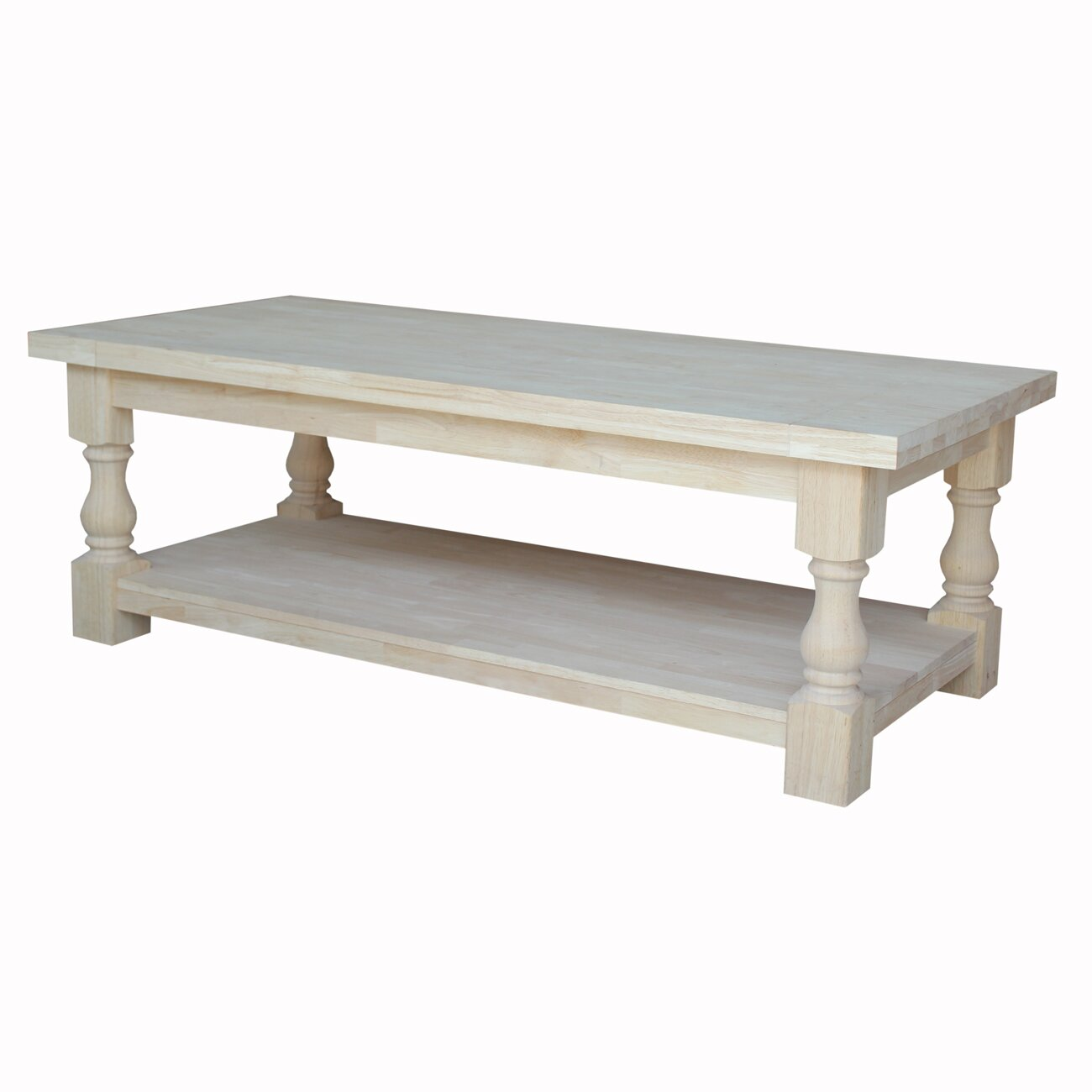 International Concepts Tuscan Coffee Table Reviews Wayfair