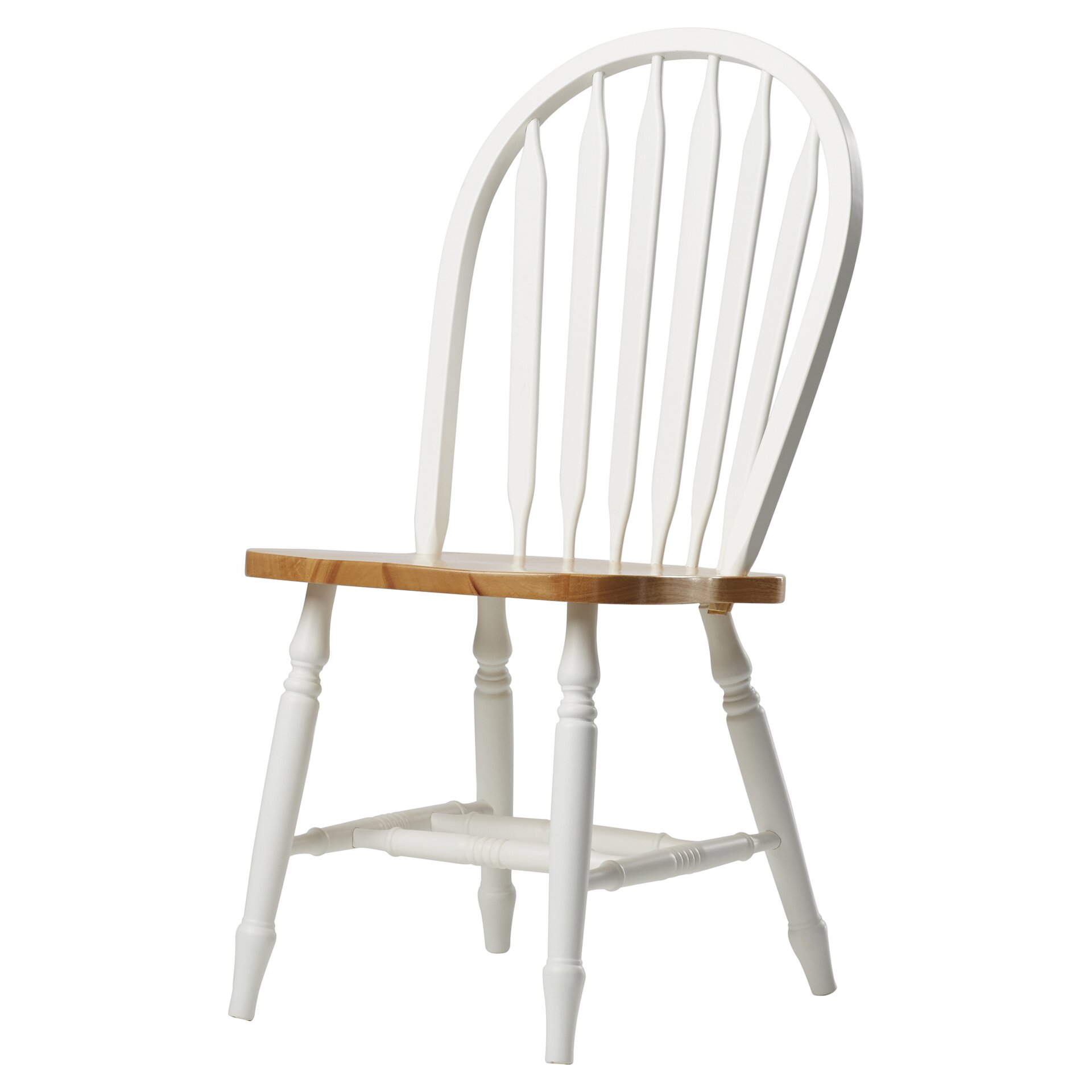 Windsor Kitchen Chairs: August Grove Audette Windsor Arrowback Side Chair