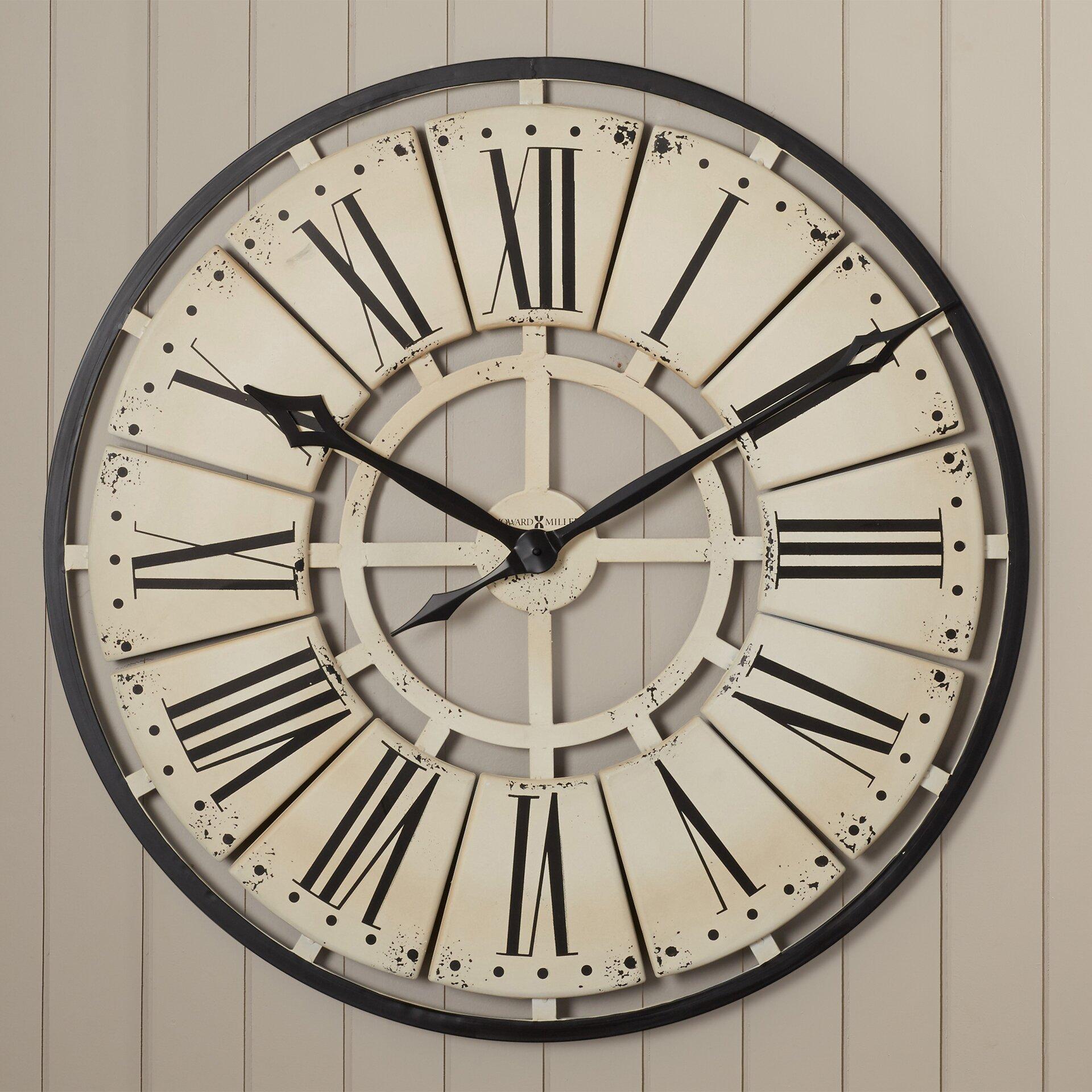 Howard Miller Large Wall Clocks