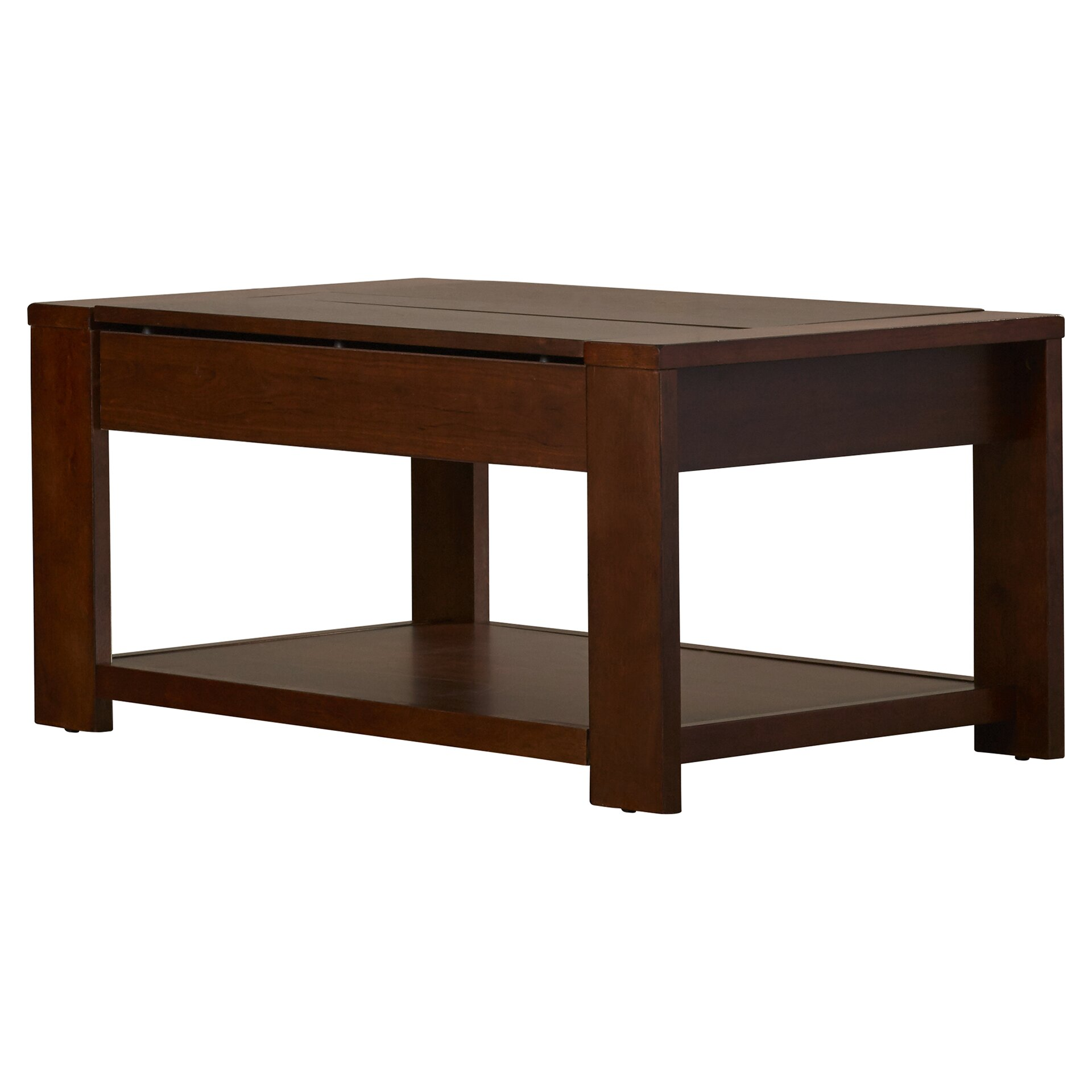 August Grove Taylor Coffee Table With Lift Top Reviews Wayfair