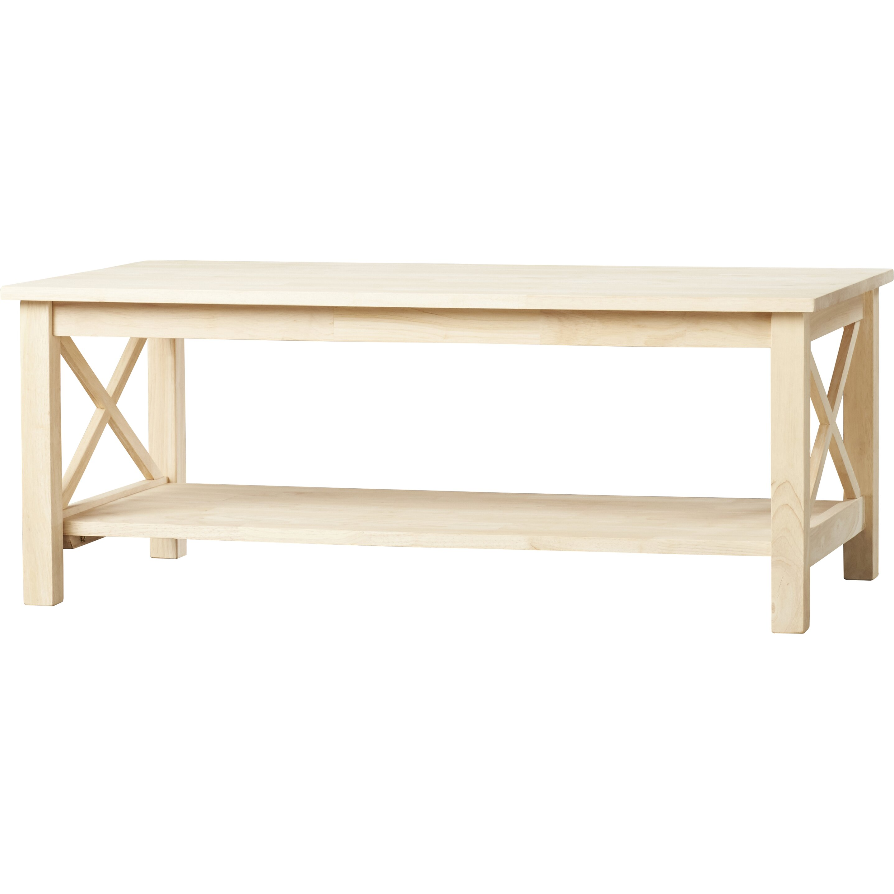 August grove towner x hampton coffee table reviews wayfair for Table x reviews