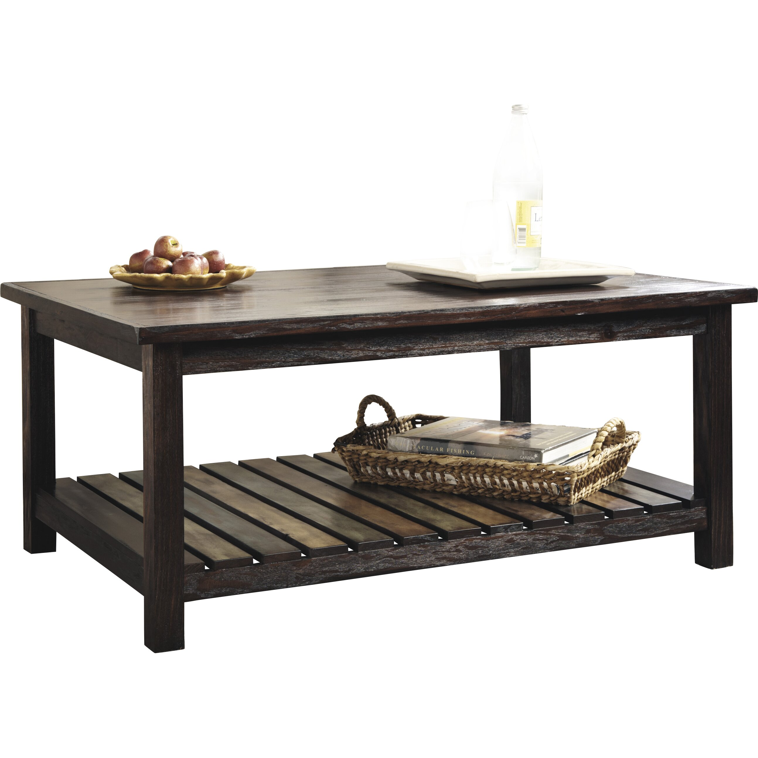 August Grove Lexington Coffee Table Reviews Wayfair