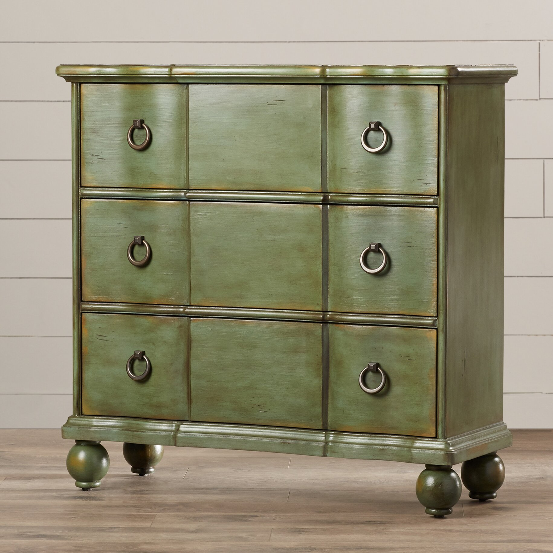August grove hiram drawer chest reviews wayfair