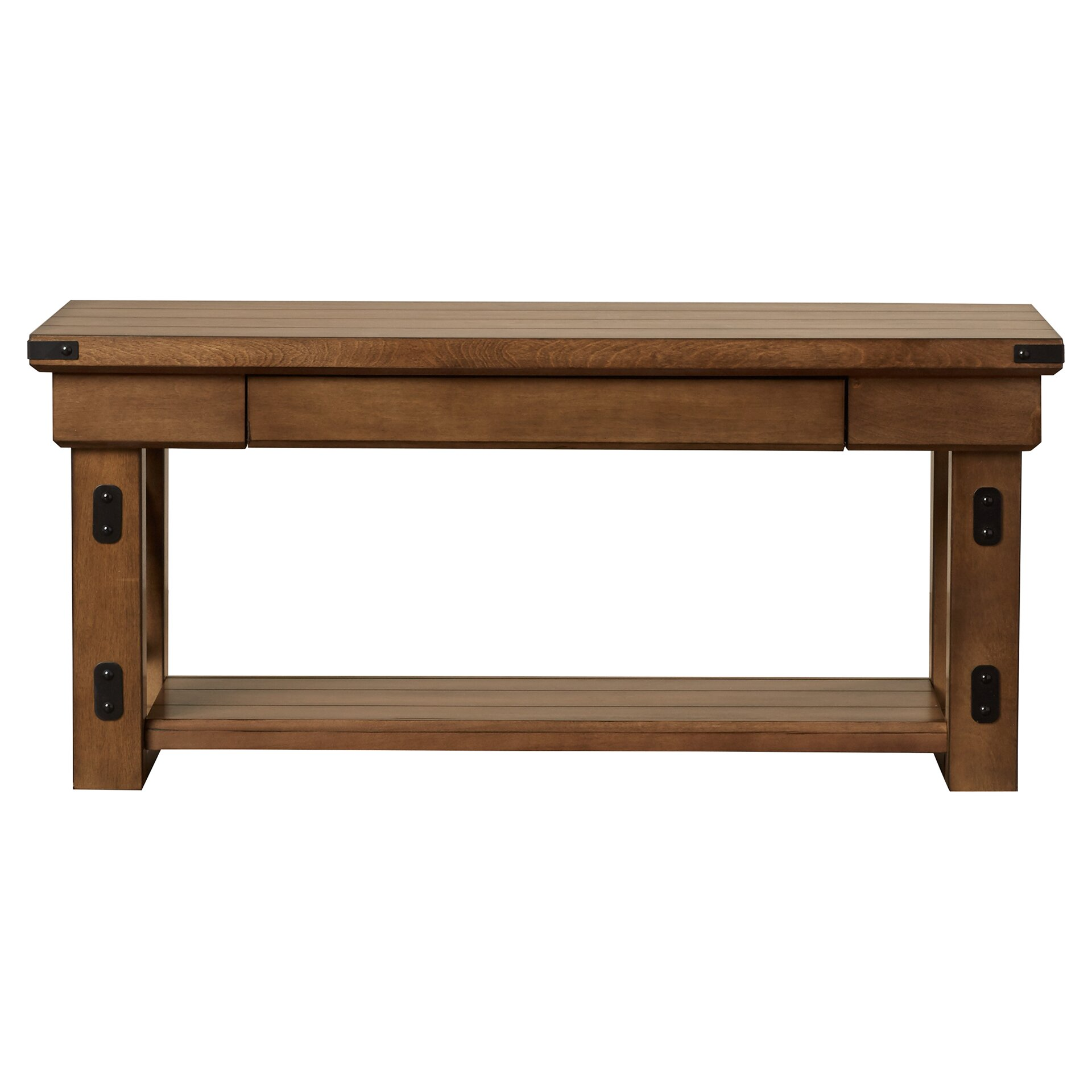 August Grove Irwin Wood Entryway Bench Reviews Wayfair