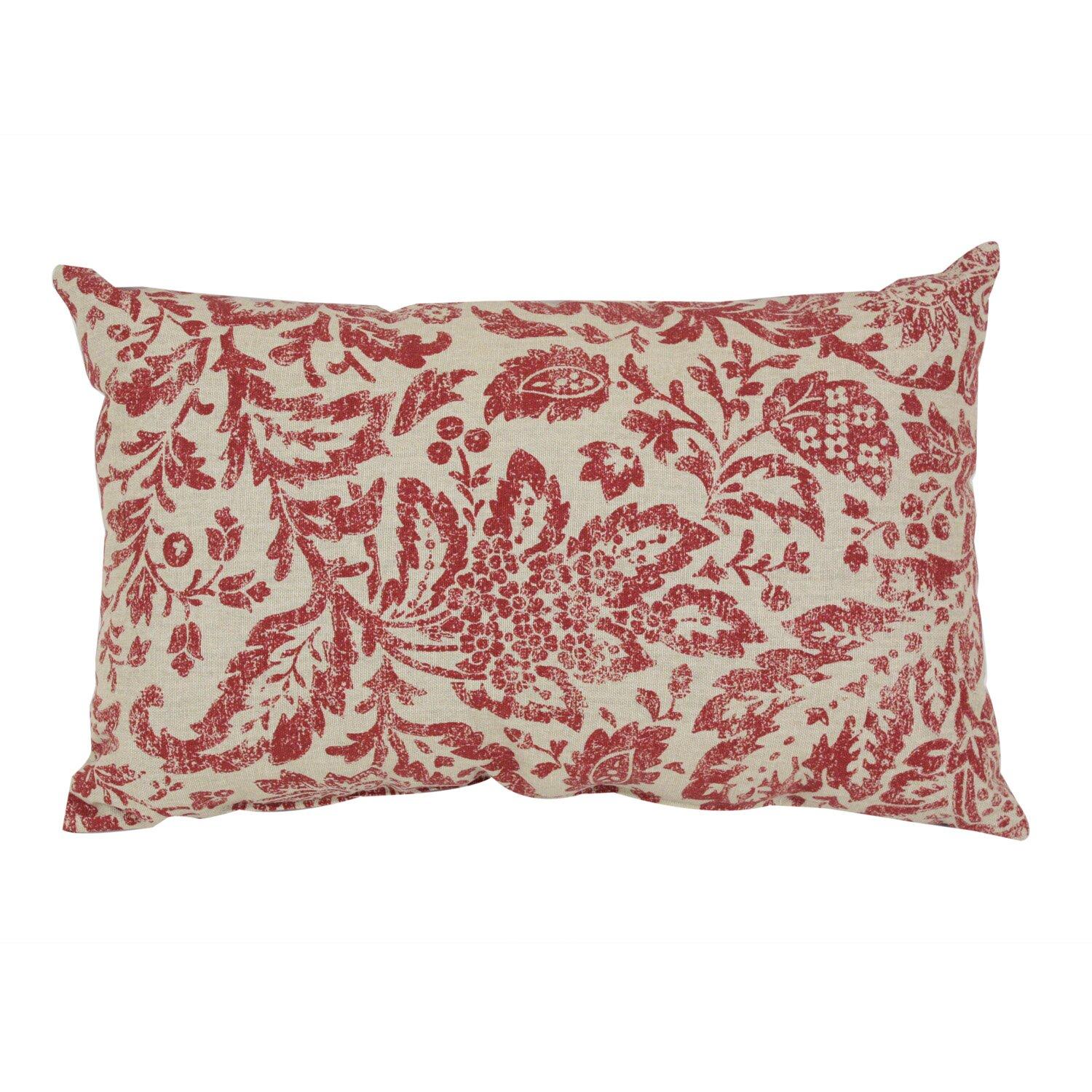 Throw Pillows Damask : August Grove Elma Damask Throw Pillow & Reviews Wayfair