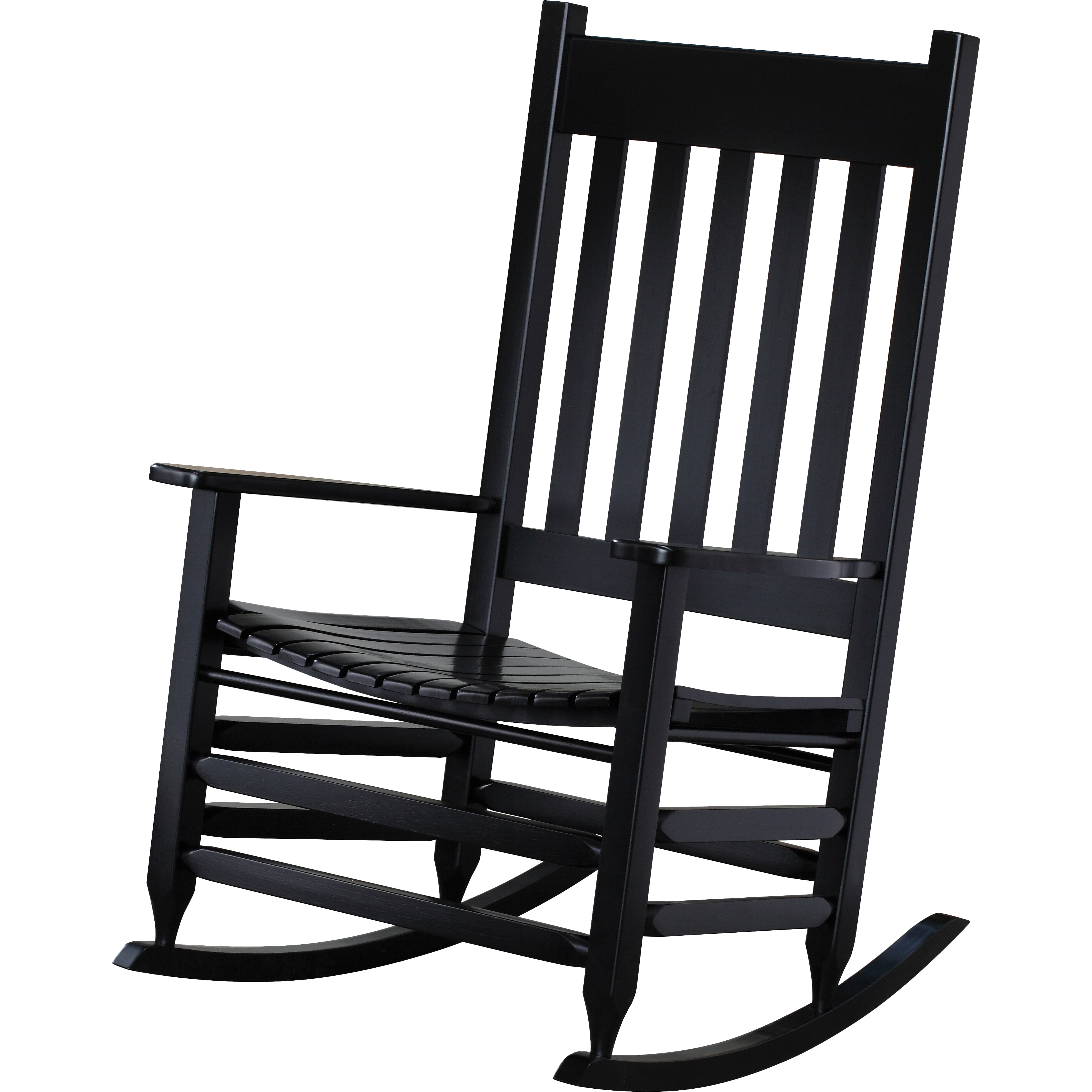 Rocking Chair With Springs