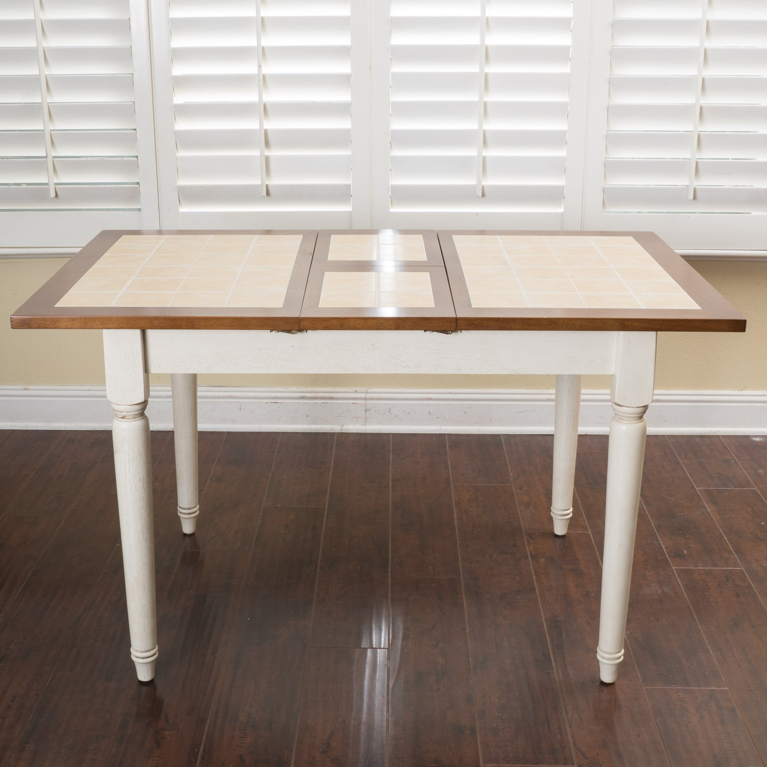 One allium way hogansville dining table reviews for Wayfair dining table