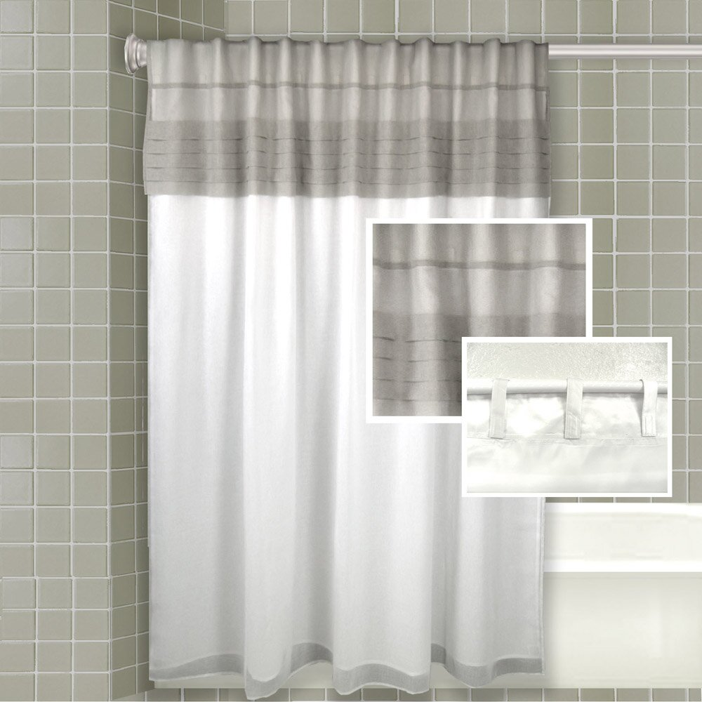 One Allium Way Merle All In One Shower Curtain Reviews Wayfair