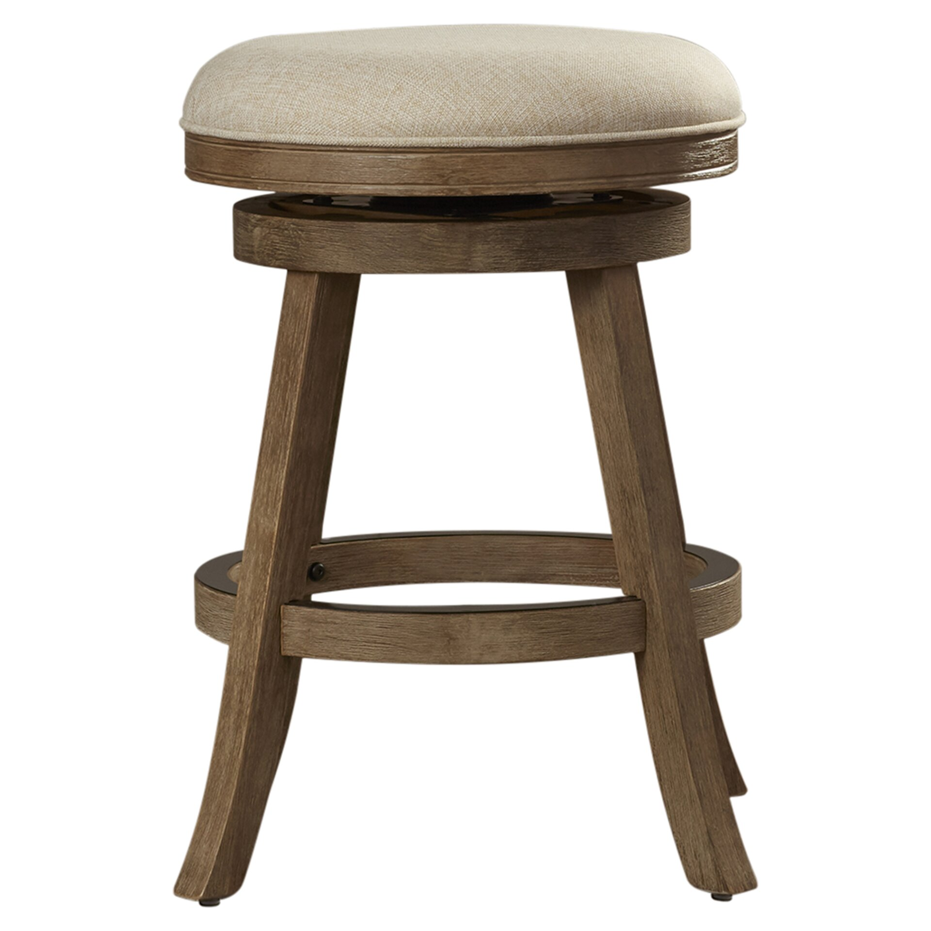 One Allium Way Woolsey 24 Quot Swivel Bar Stool Amp Reviews