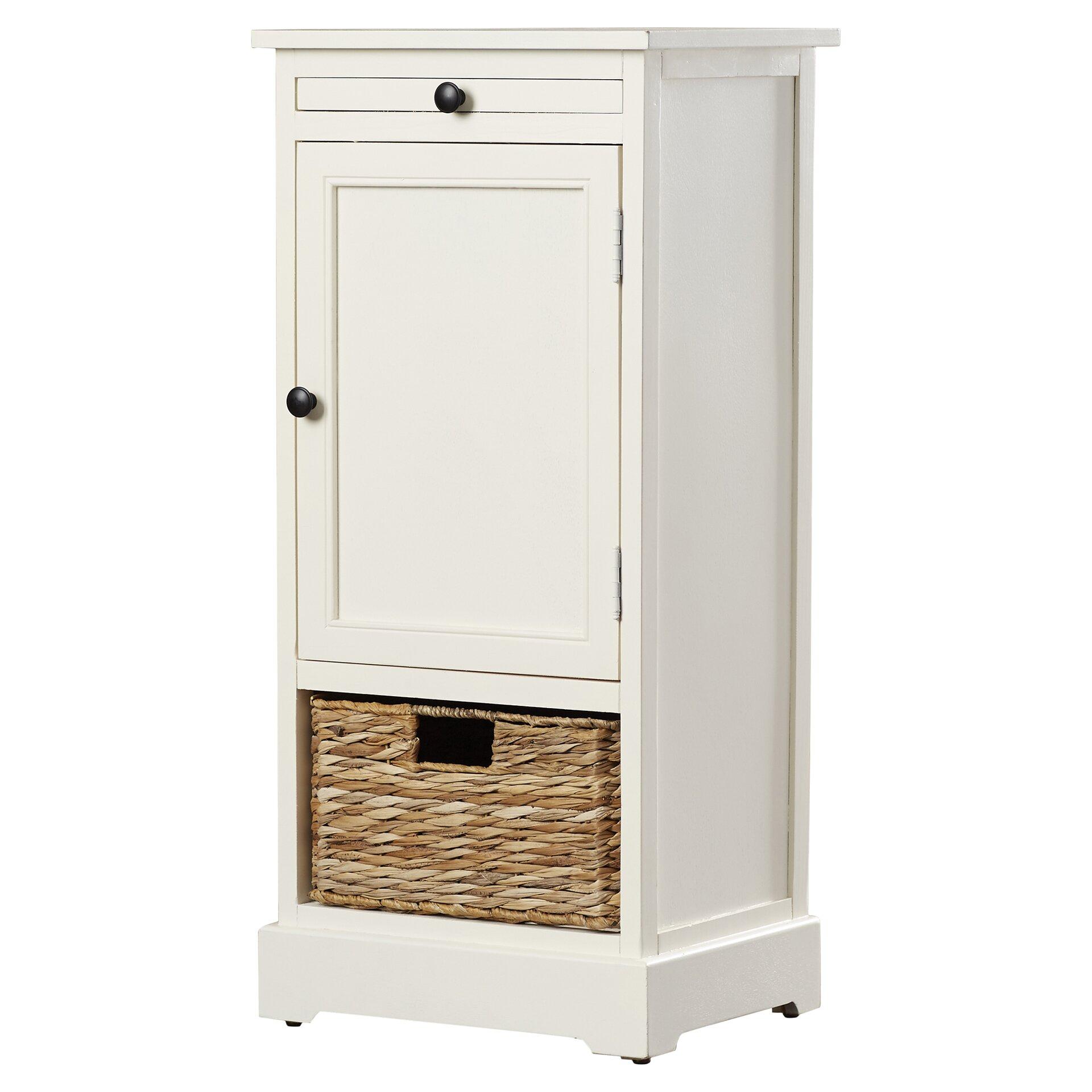 Beachcrest home blaclava 1 drawer storage cabinet for Wayfair kitchen cabinets