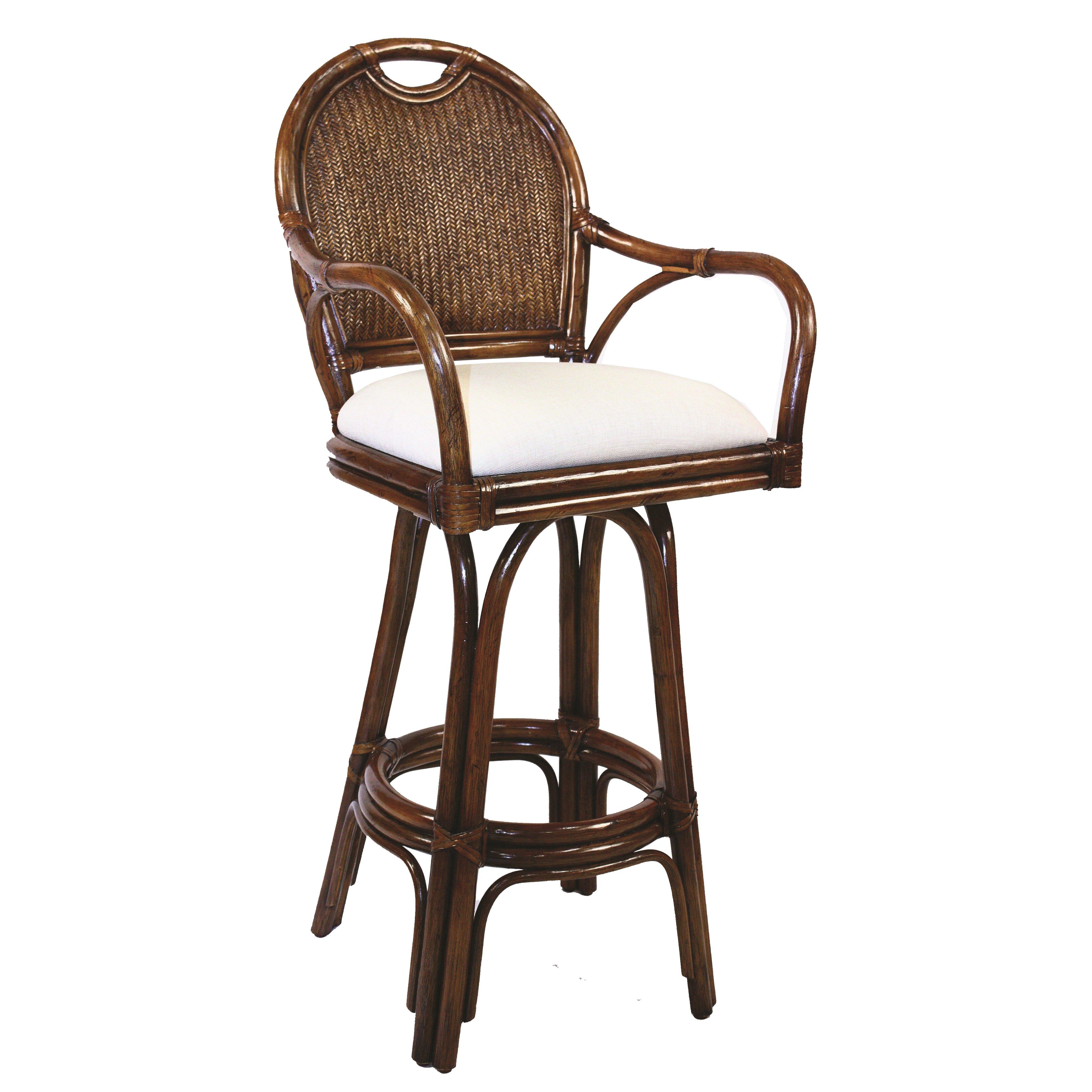Beachcrest Home Coleridge 24quot Swivel Bar Stool amp Reviews  : Bolinas 24 Swivel Bar Stool with Cushion SEHO1656 from www.wayfair.com size 3985 x 3985 jpeg 1515kB