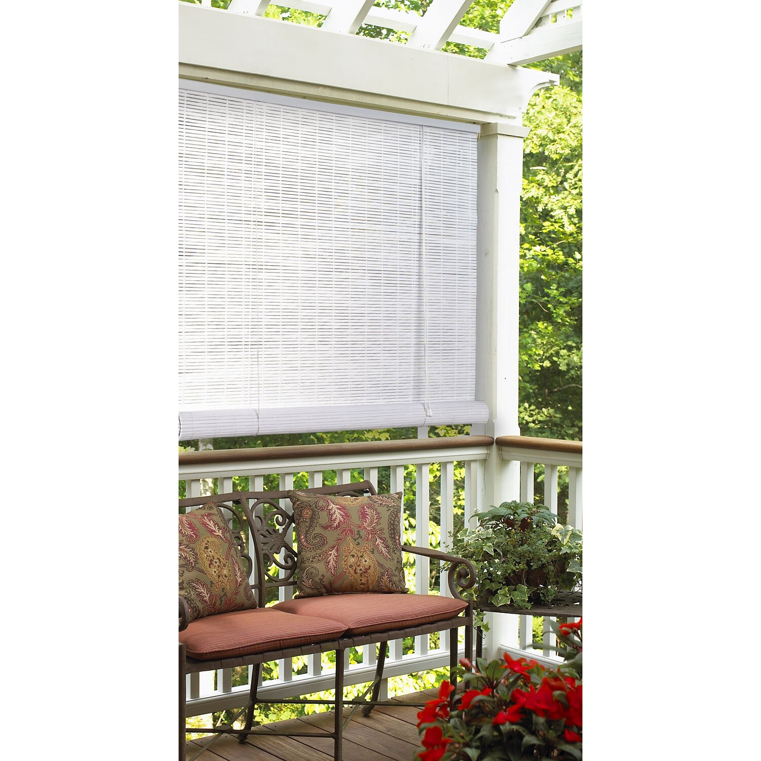 window treatments blinds shades roll up blinds shades beachcrest. Black Bedroom Furniture Sets. Home Design Ideas
