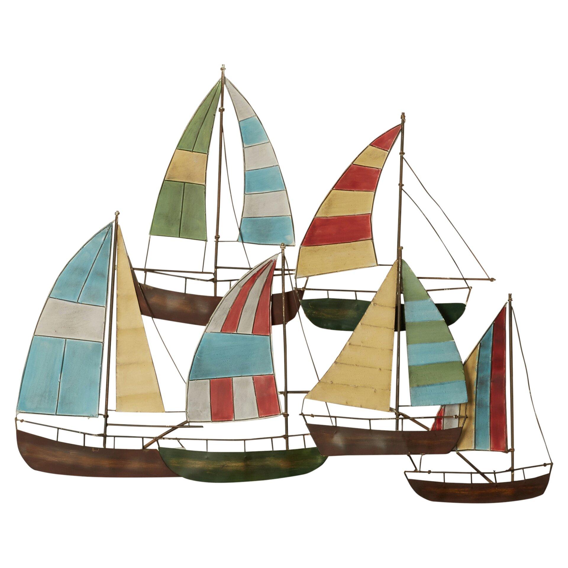 Beachcrest Home Sailboat D Cor Reviews