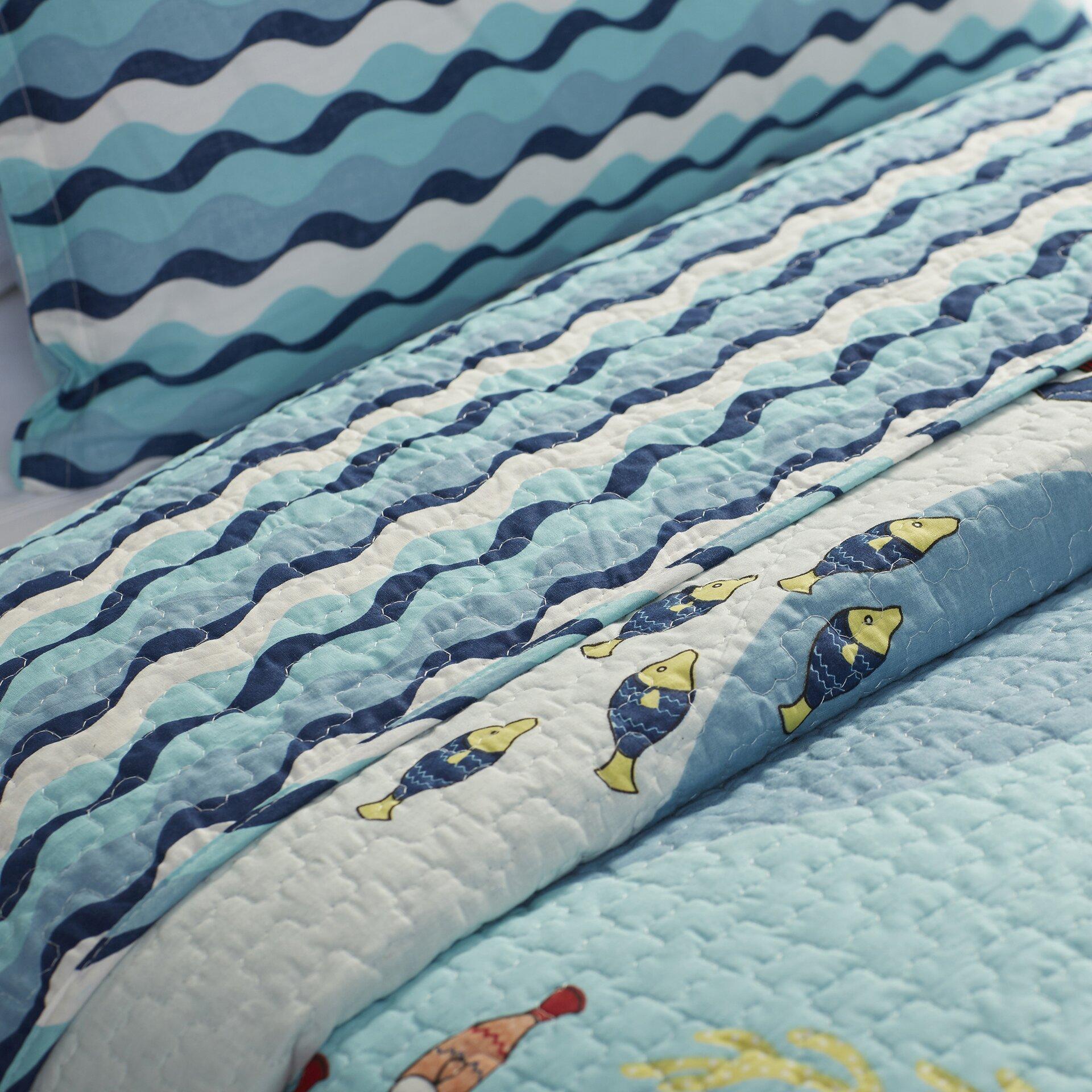 Beachcrest Home New Haven Quilt Set Amp Reviews Wayfair