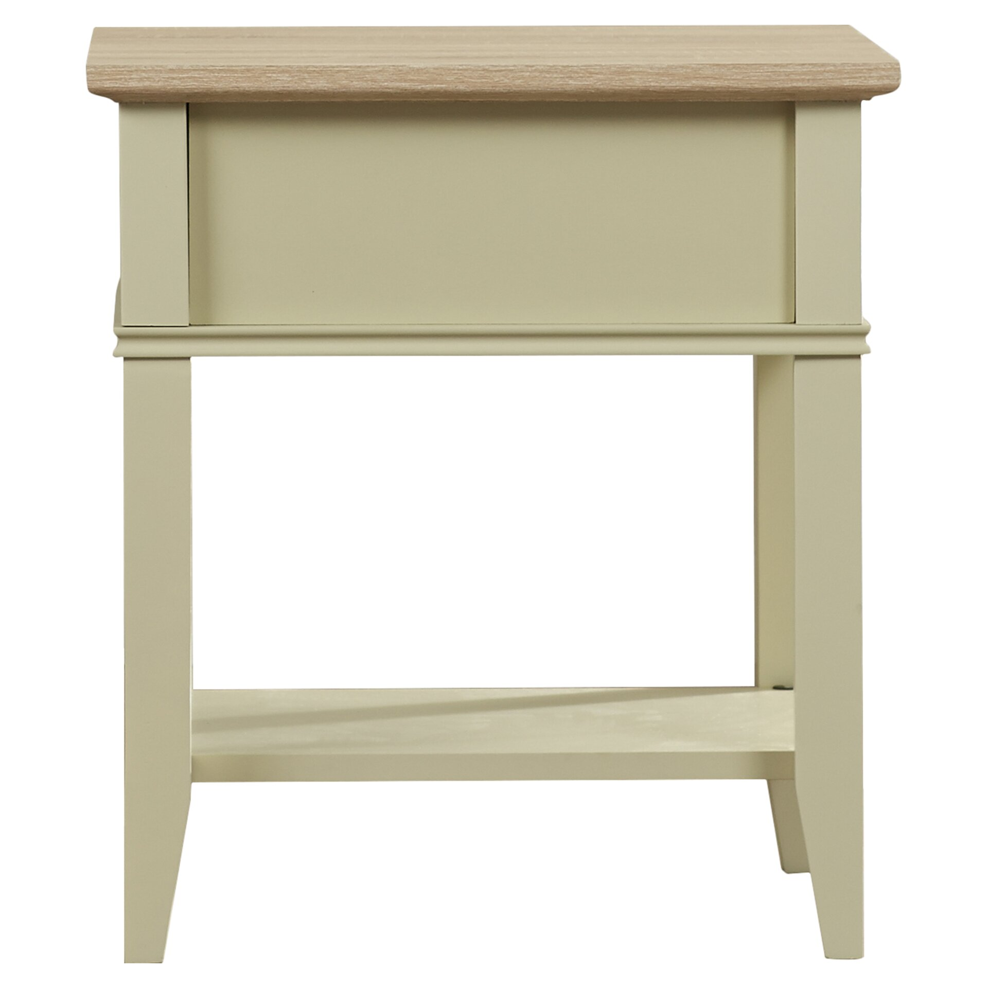 Beachcrest home dundee end table with 1 drawer reviews for 1 drawer table