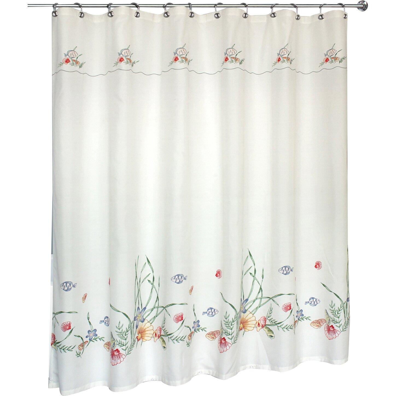 Beachcrest Home Pelican Bay Shower Curtain Reviews