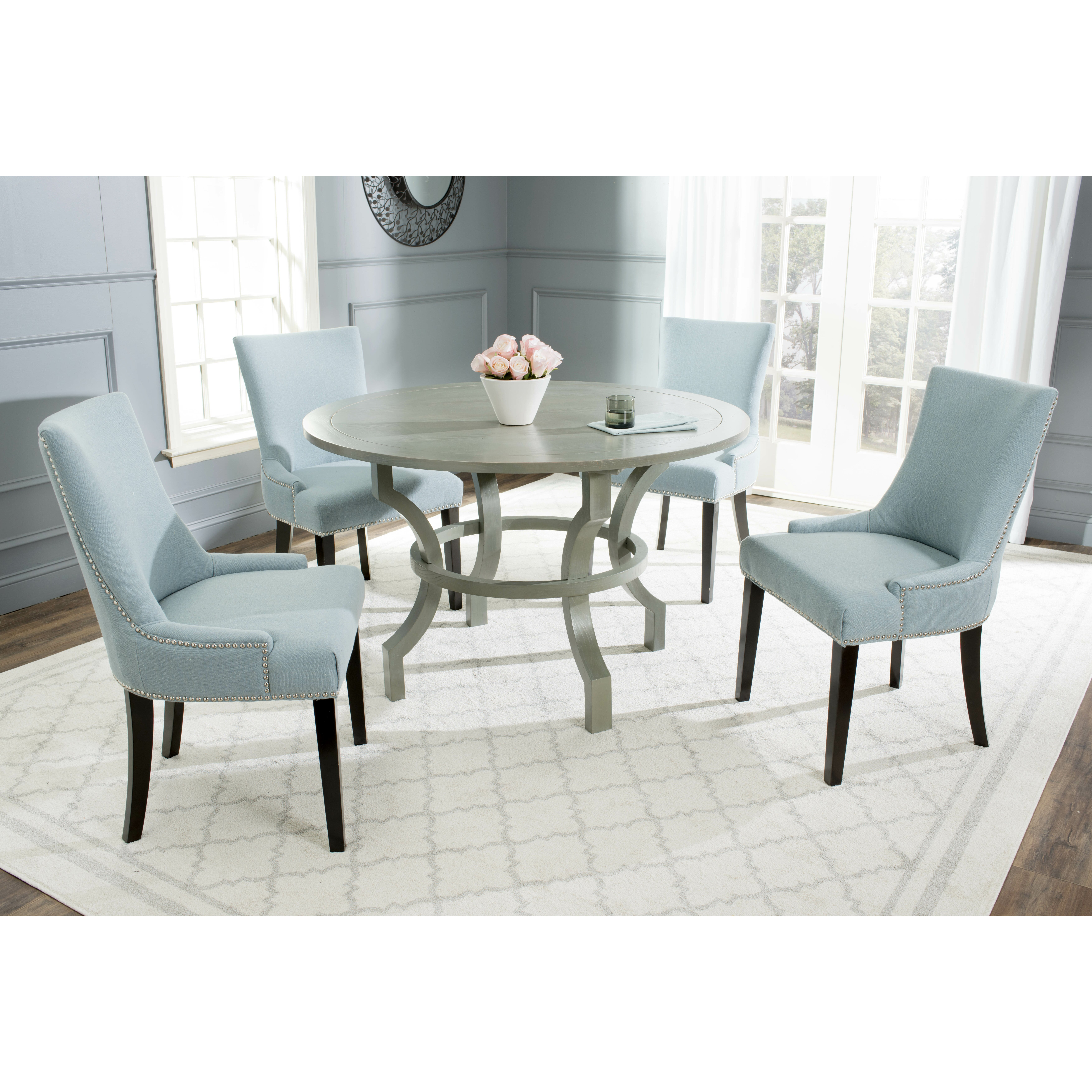 Beachcrest home deerfield dining table reviews wayfair for Wayfair furniture dining tables