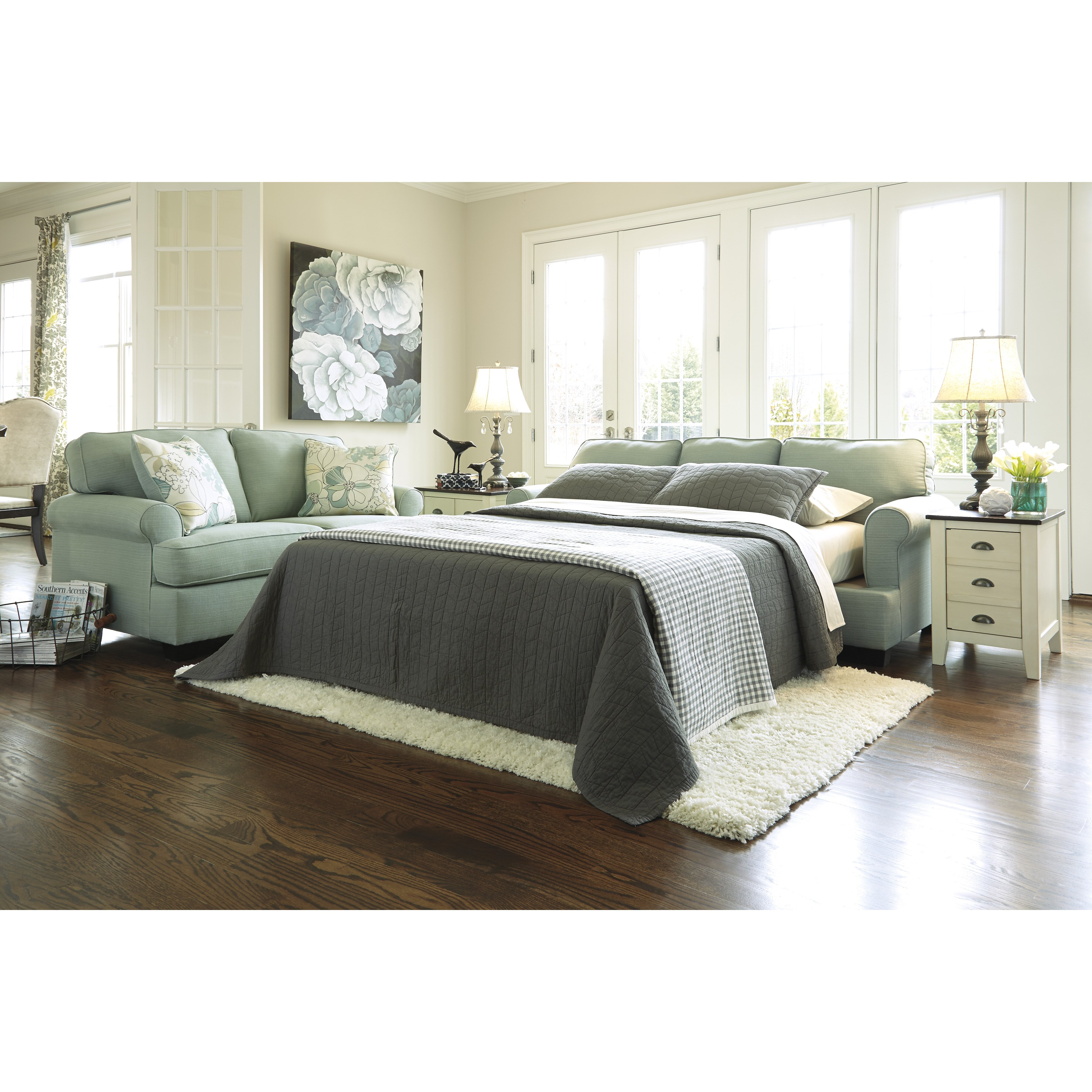 Beachcrest Home Inshore Queen Sleeper Sofa & Reviews ...