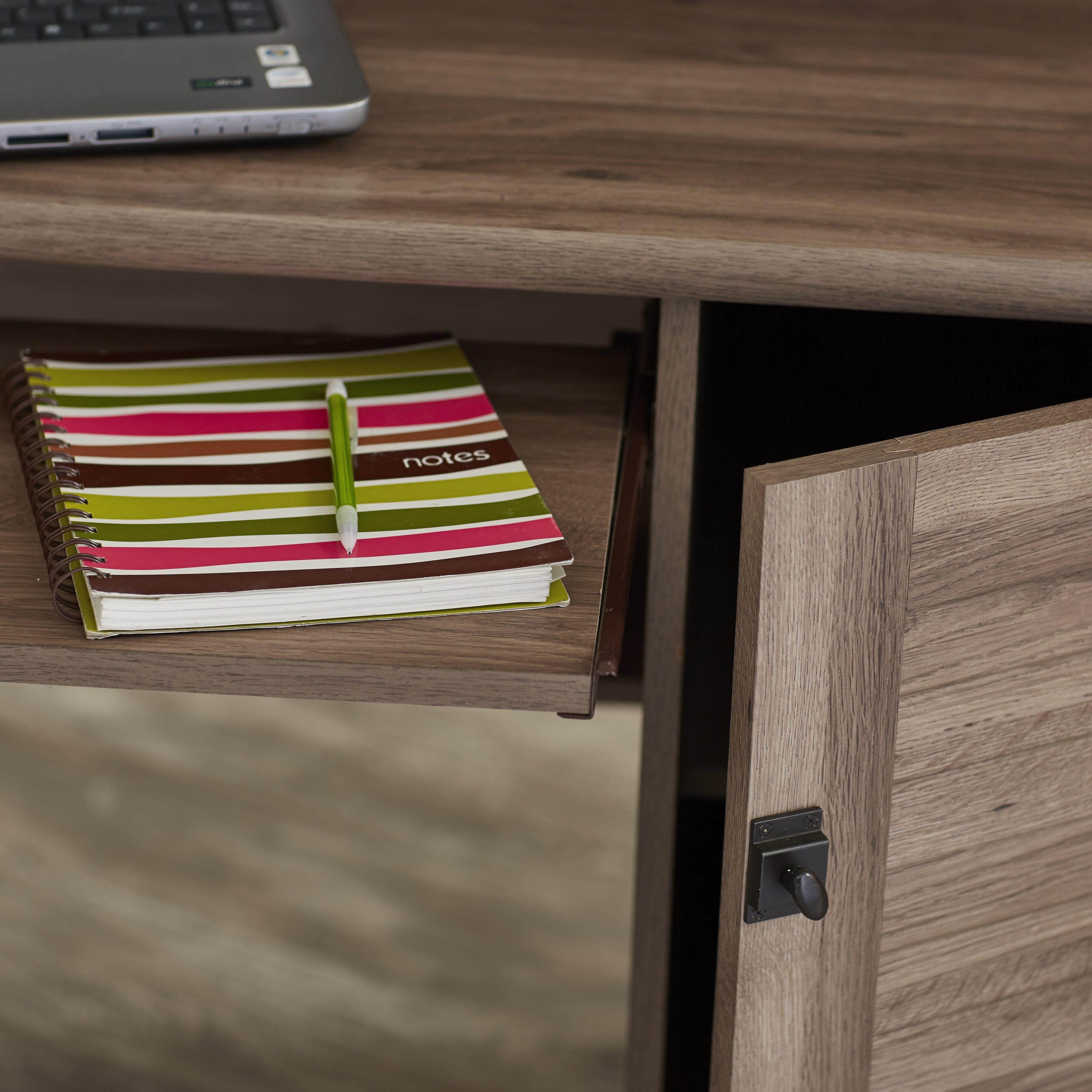 Beachcrest Home Pinellas Computer Desk With Hutch Amp 3