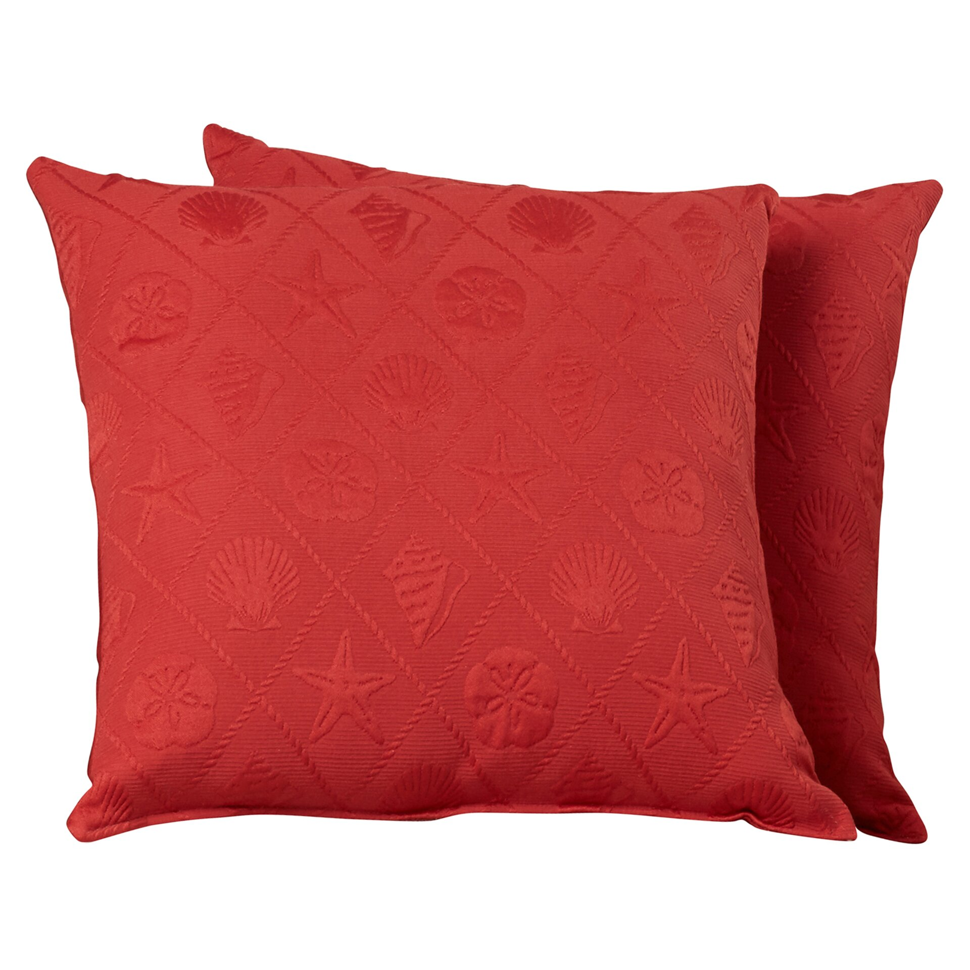 Beachcrest Home Aventura Throw Pillow & Reviews Wayfair