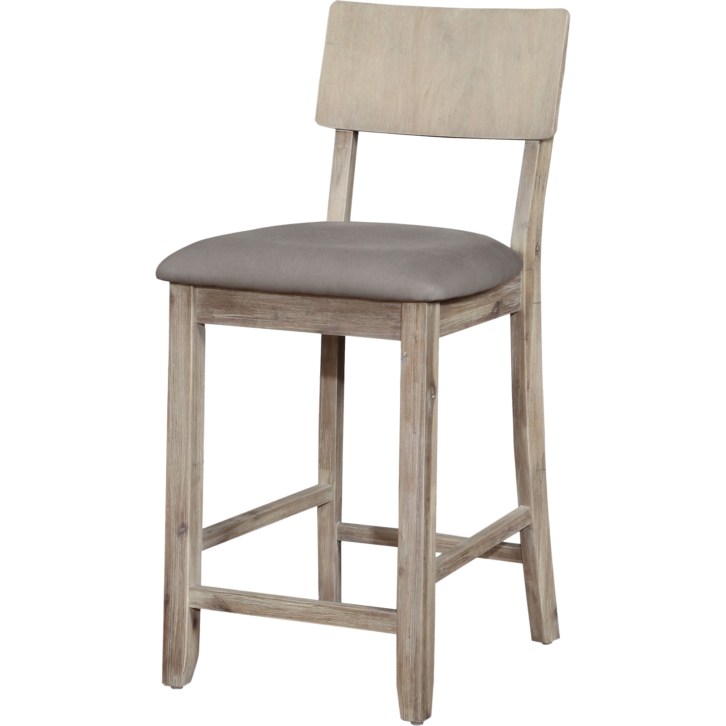 Beachcrest Home Bonifay 24 Quot Bar Stool Amp Reviews Wayfair