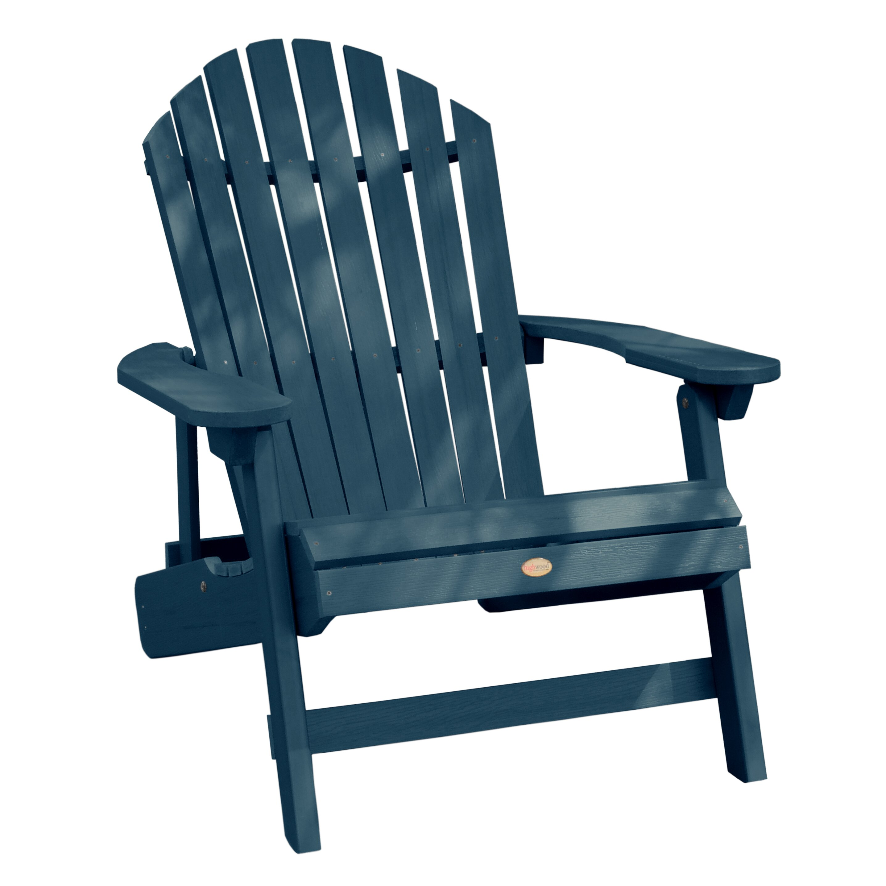 Beachcrest Home Albion Folding & Reclining Adirondack Chair & Reviews