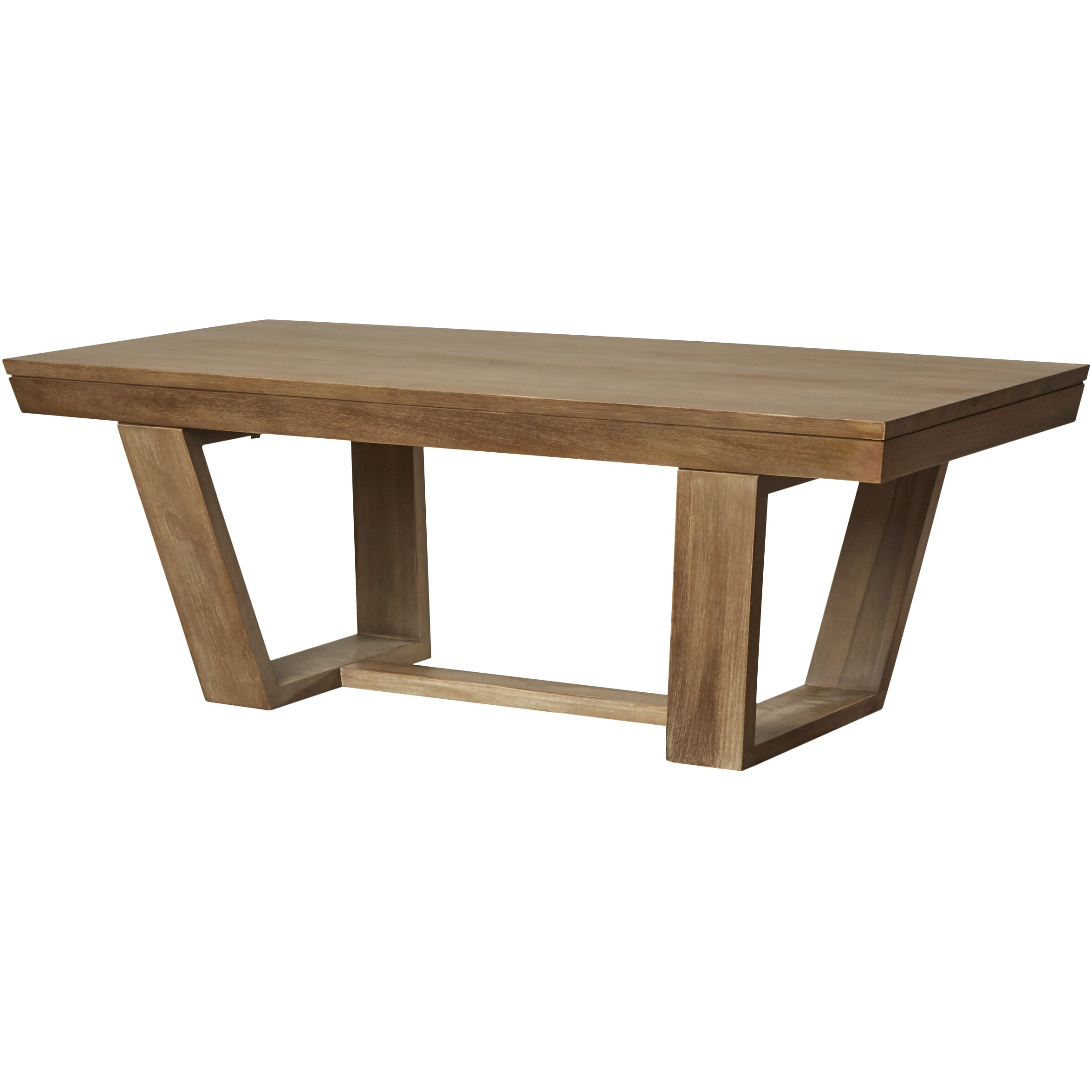 Beachcrest Home Golden Glades Coffee Table
