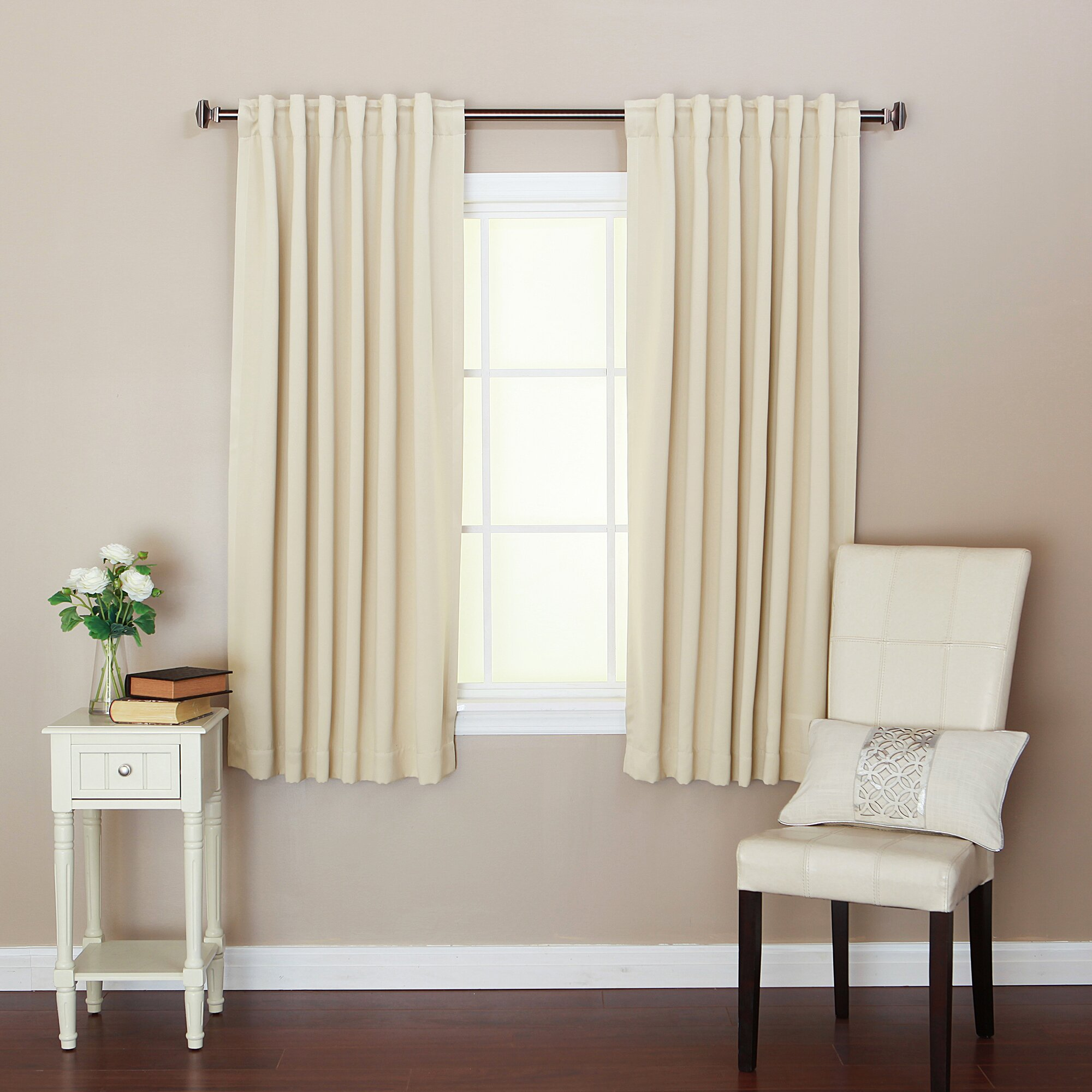 Beachcrest Home Sweetwater Room Darkening Thermal/Blackout