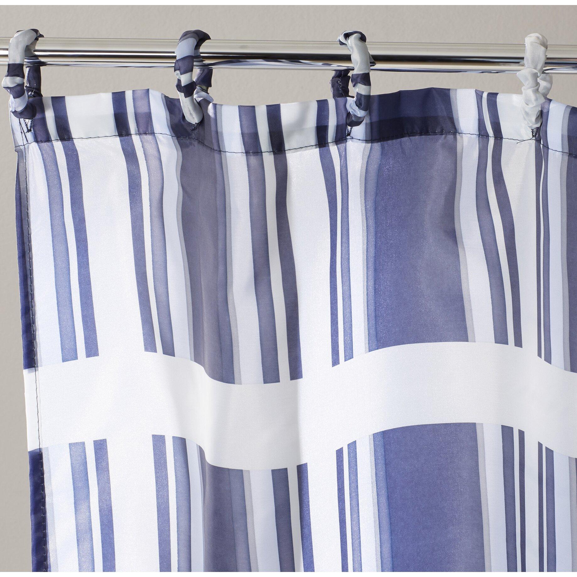 Beachcrest Home Neptune Beach Shower Curtain Set Wayfair