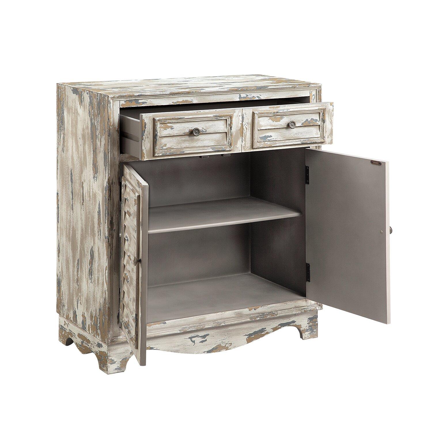 Beachcrest home patchoque 2 door 1 drawer accent cabinet for 1 drawer 2 door cabinet