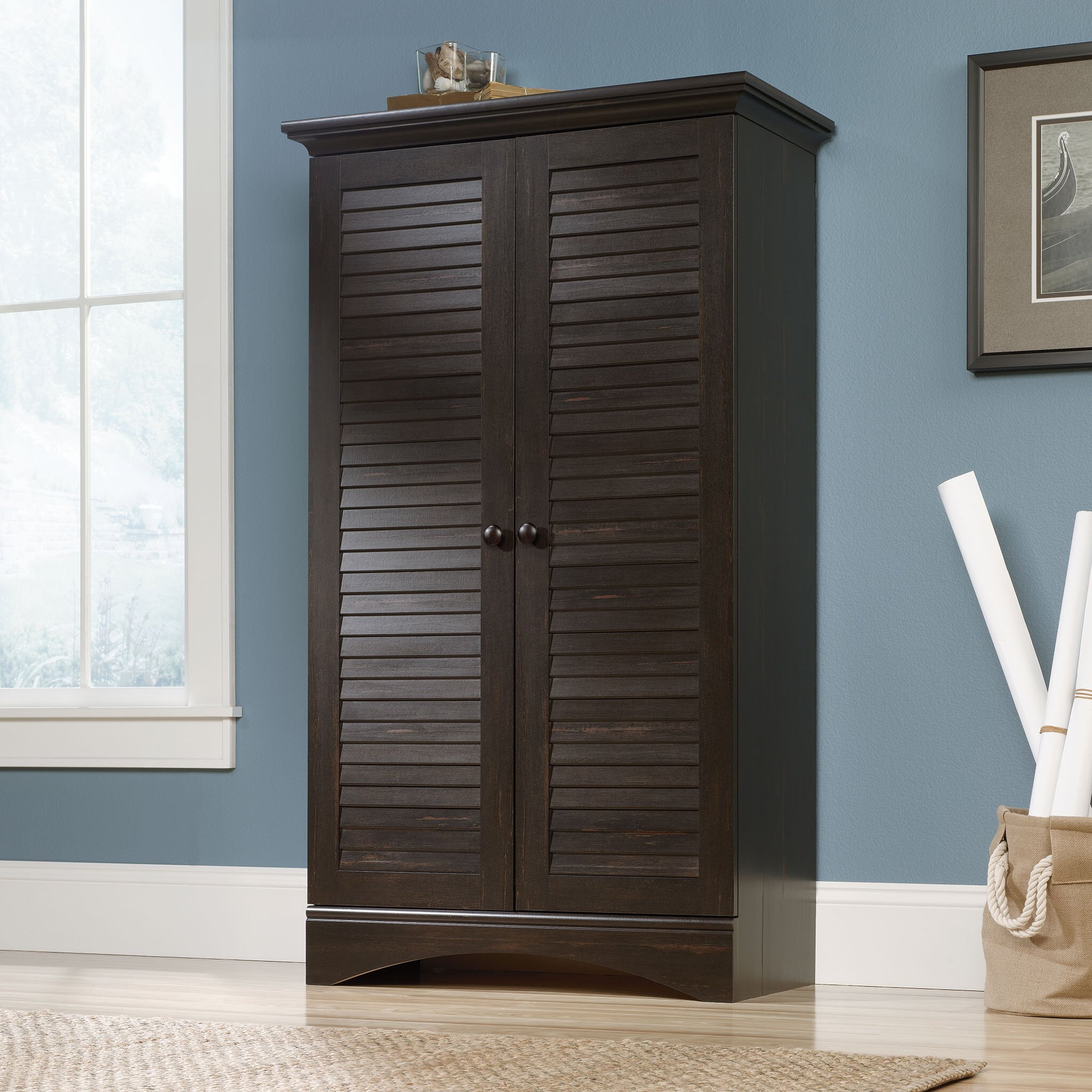 Home Depot Cabinets Review: Beachcrest Home Pinellas 2 Door Storage Cabinet & Reviews