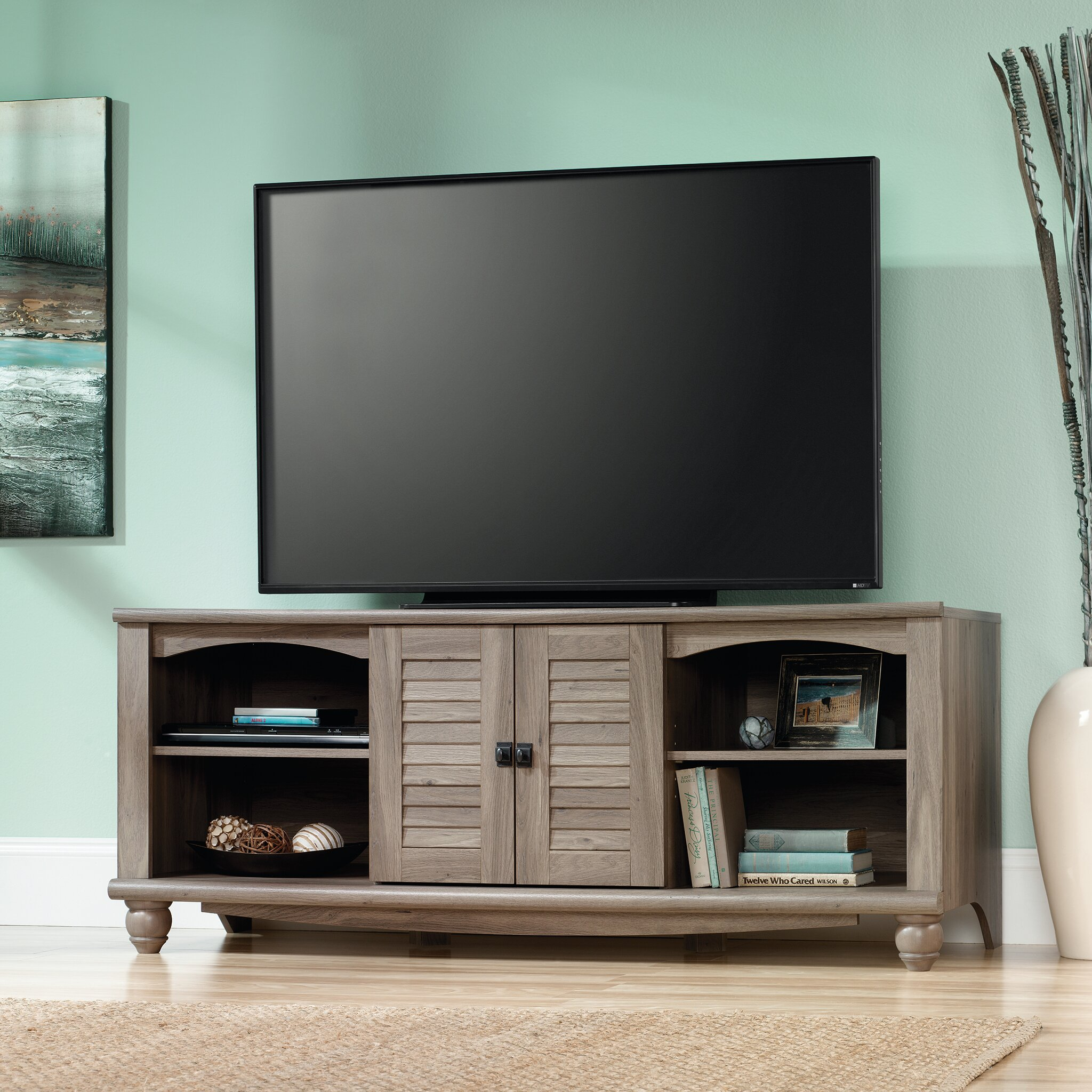 Beachcrest Home Pinellas Tv Stand Amp Reviews Wayfair