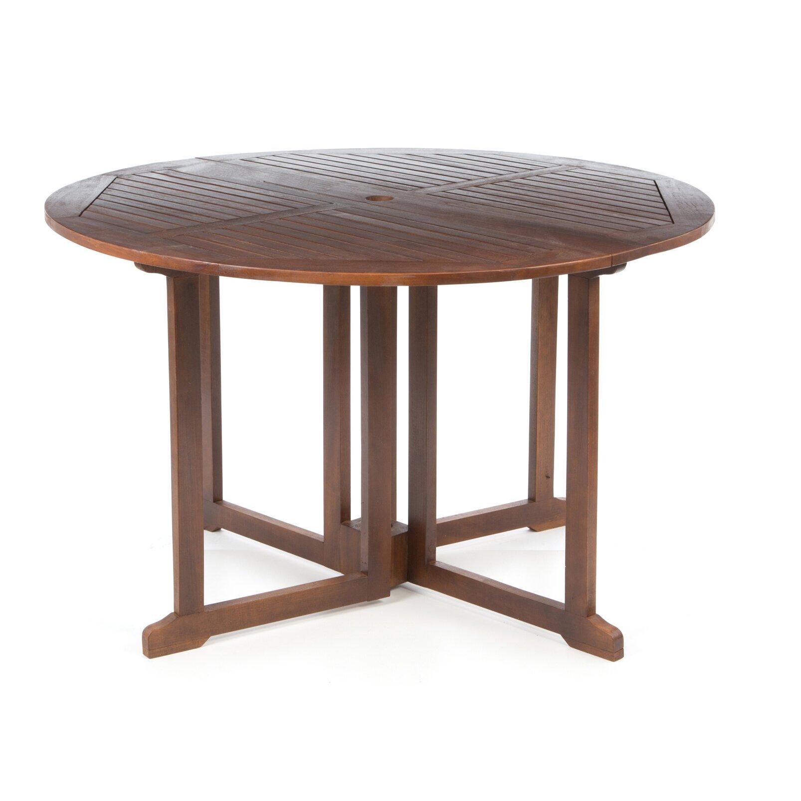 Loon Peak Dover Folding Dining Table & Reviews | Wayfair